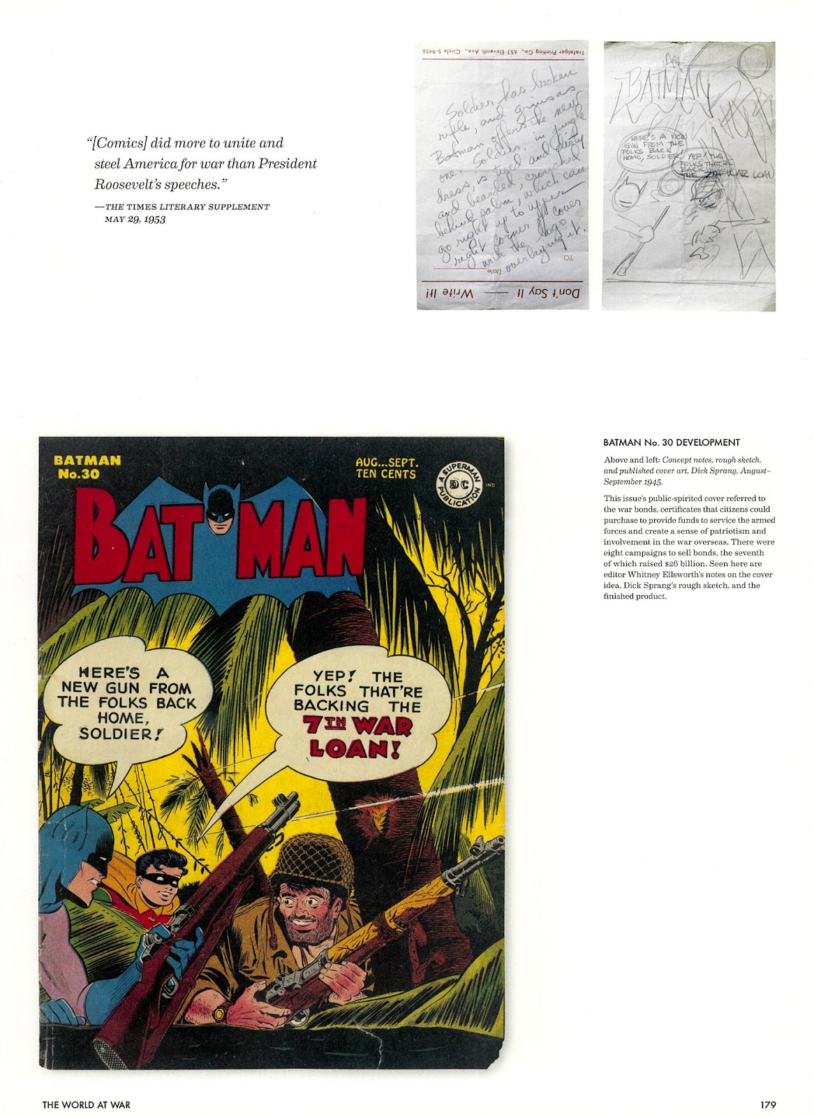 Read online 75 Years Of DC Comics comic -  Issue # TPB (Part 2) - 91