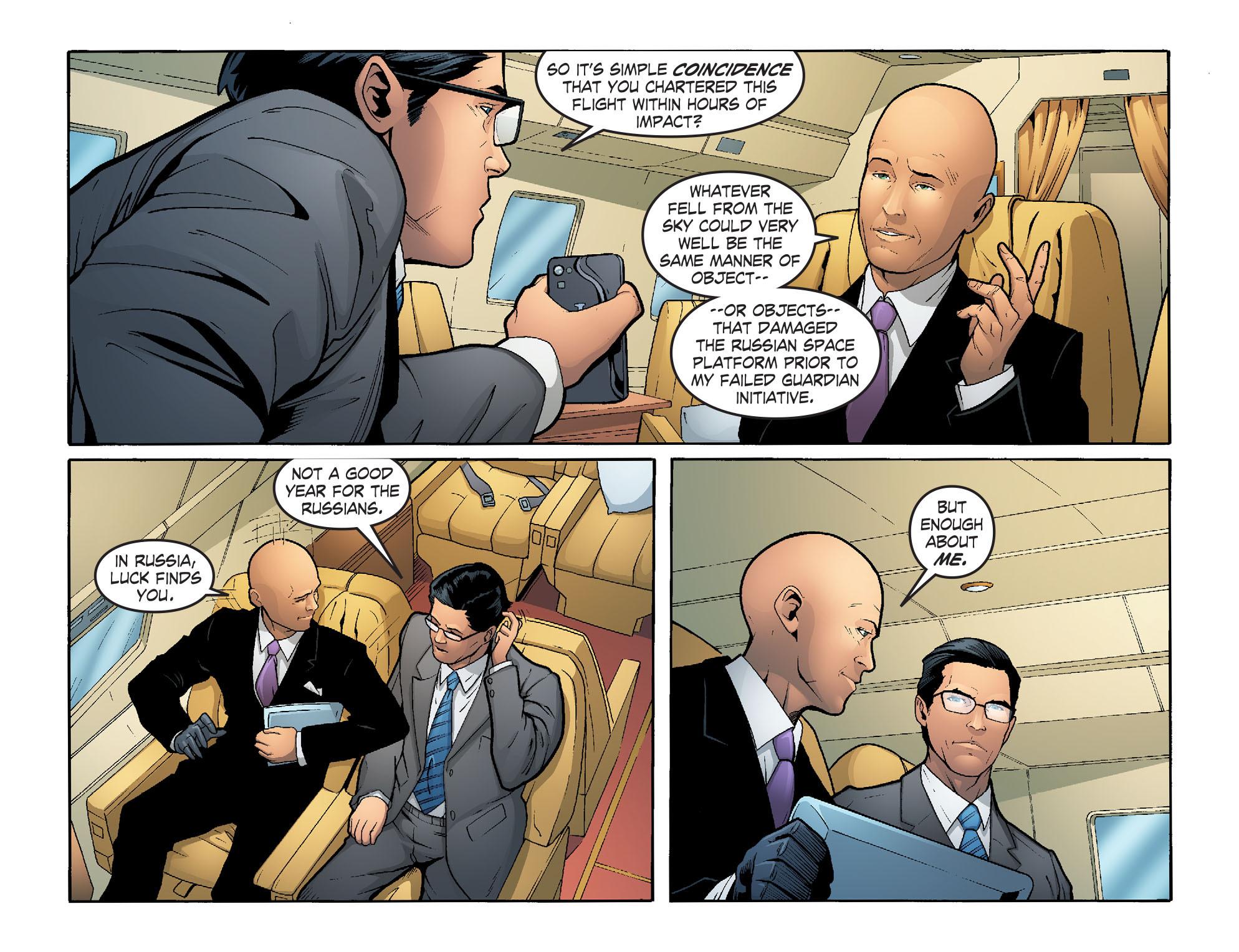 Read online Smallville: Alien comic -  Issue #3 - 10