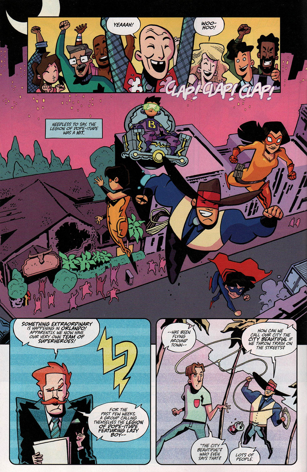 Read online Free Comic Book Day 2017 comic -  Issue # Fresh Off The Boat - 9