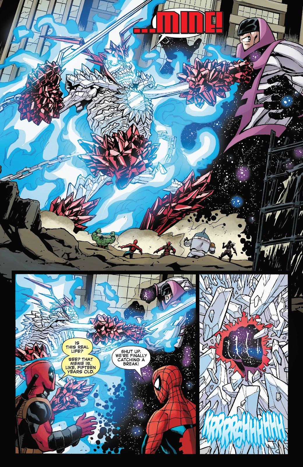 Read online Spider-Man/Deadpool comic -  Issue #47 - 16