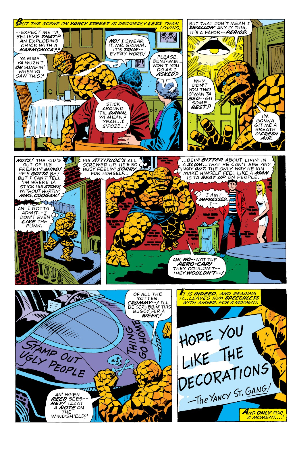 Read online Marvel Two-In-One Epic Collection: Cry Monster comic -  Issue # TPB (Part 2) - 54