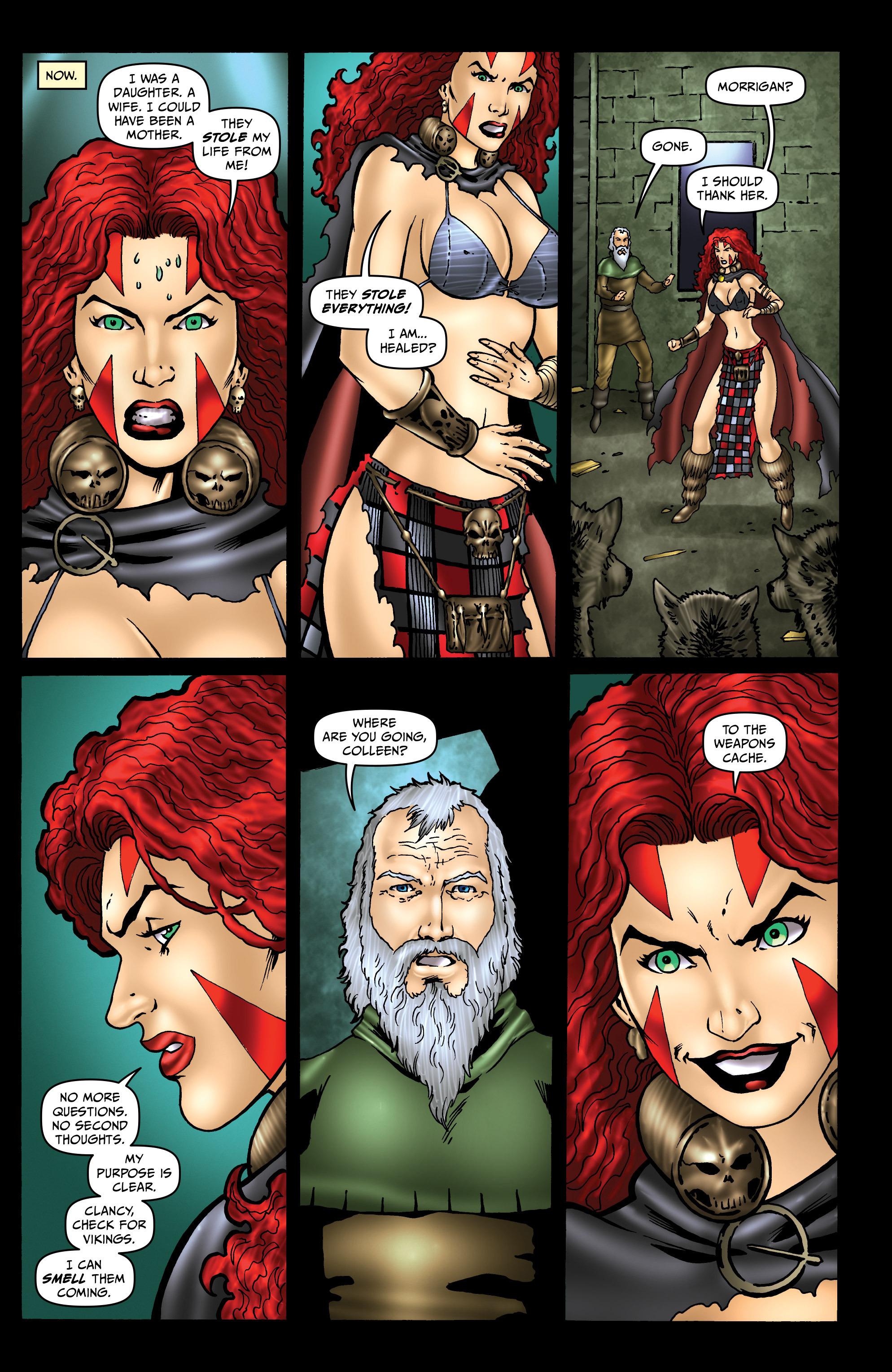 Read online Belladonna: Origins comic -  Issue #5 - 20