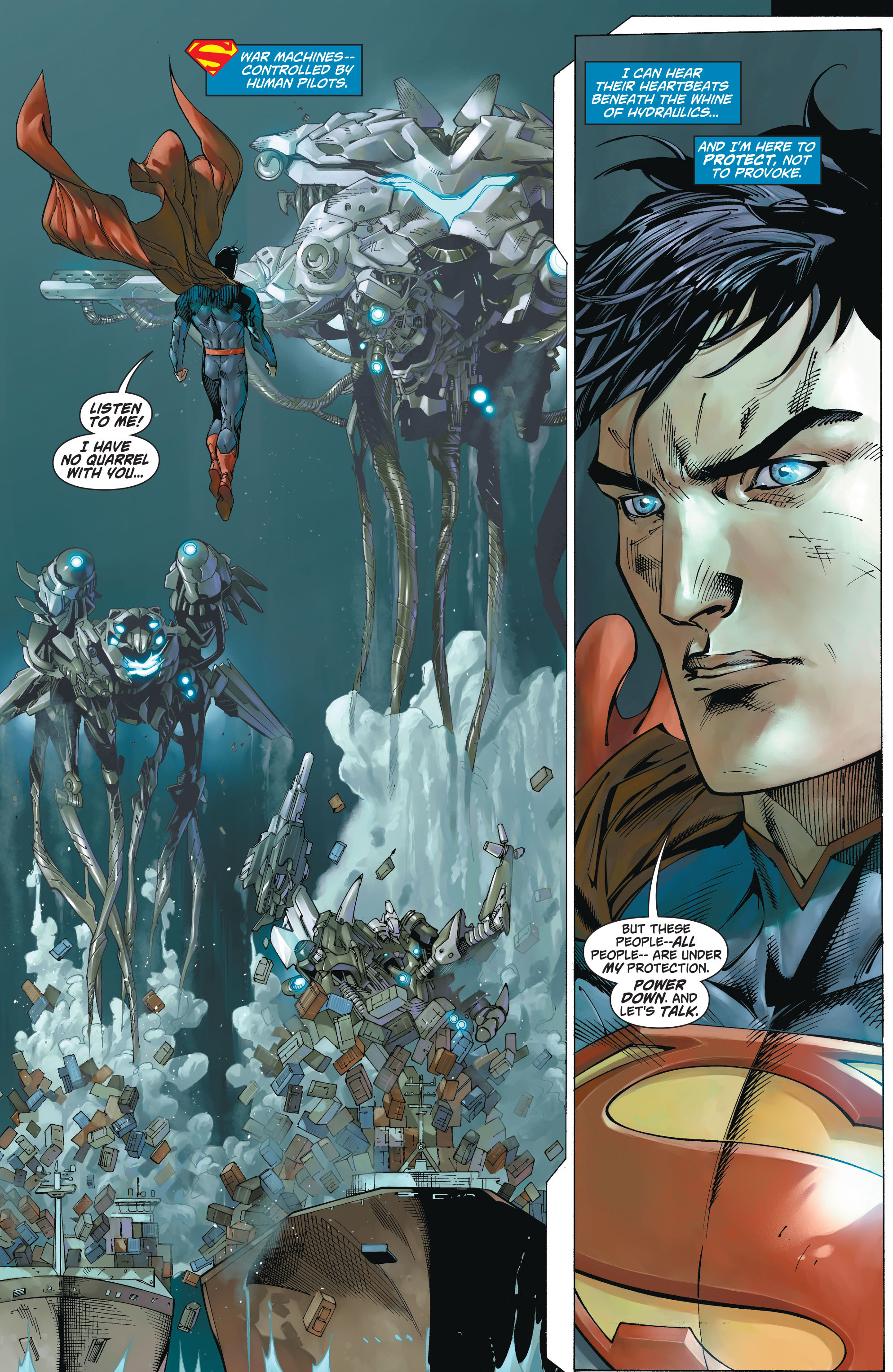 Read online Action Comics (2011) comic -  Issue #19 - 9