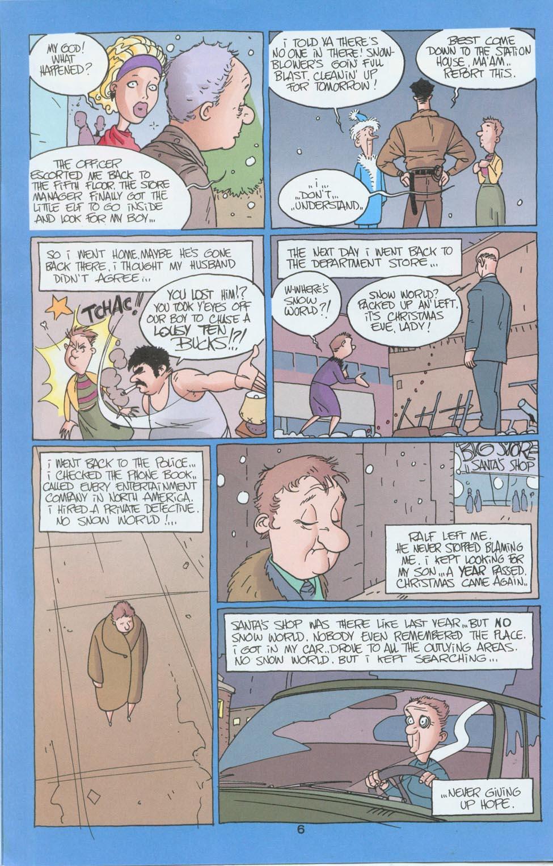 Read online Flinch comic -  Issue #9 - 7