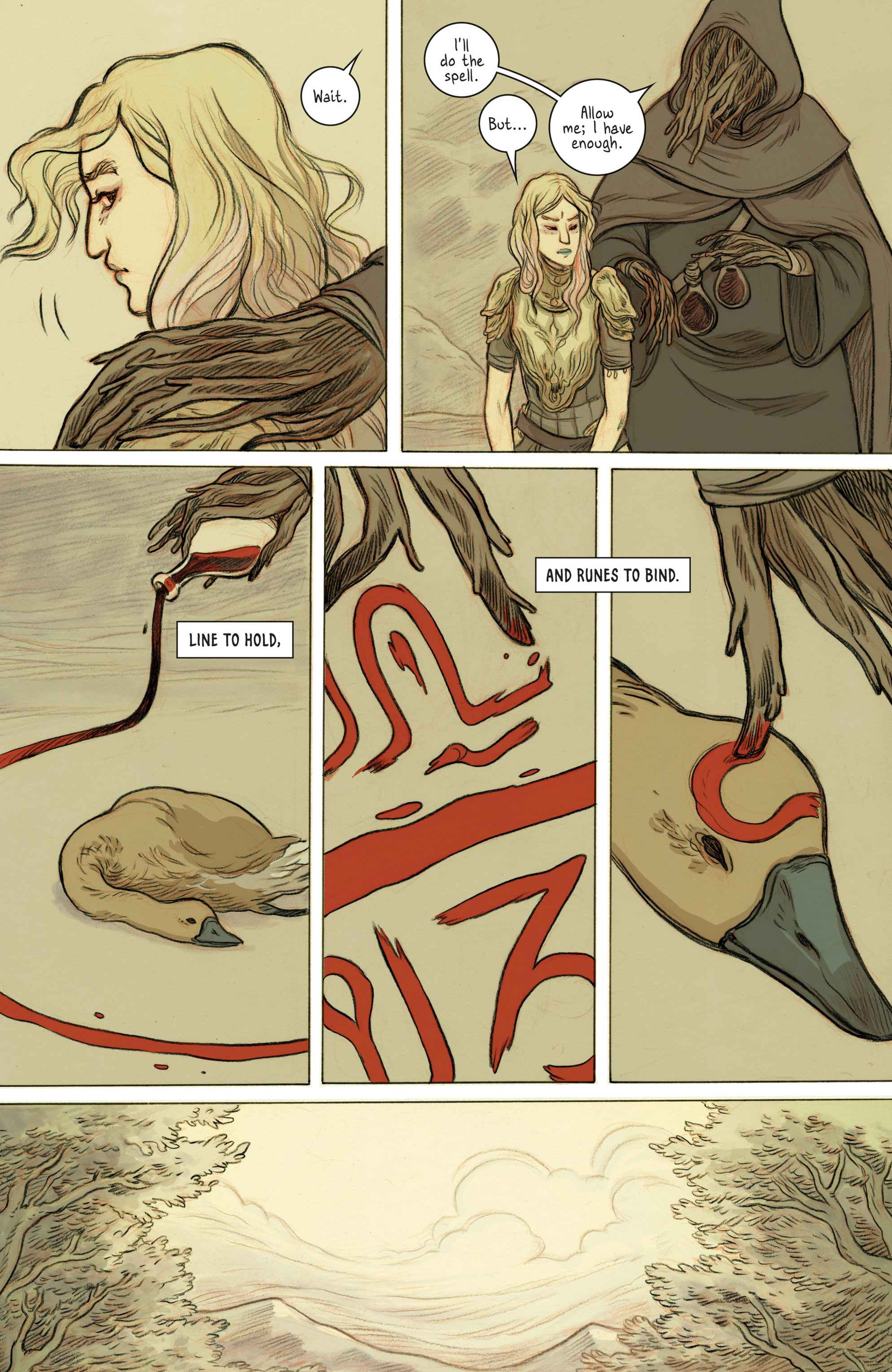 Read online 8House comic -  Issue #1 - 8