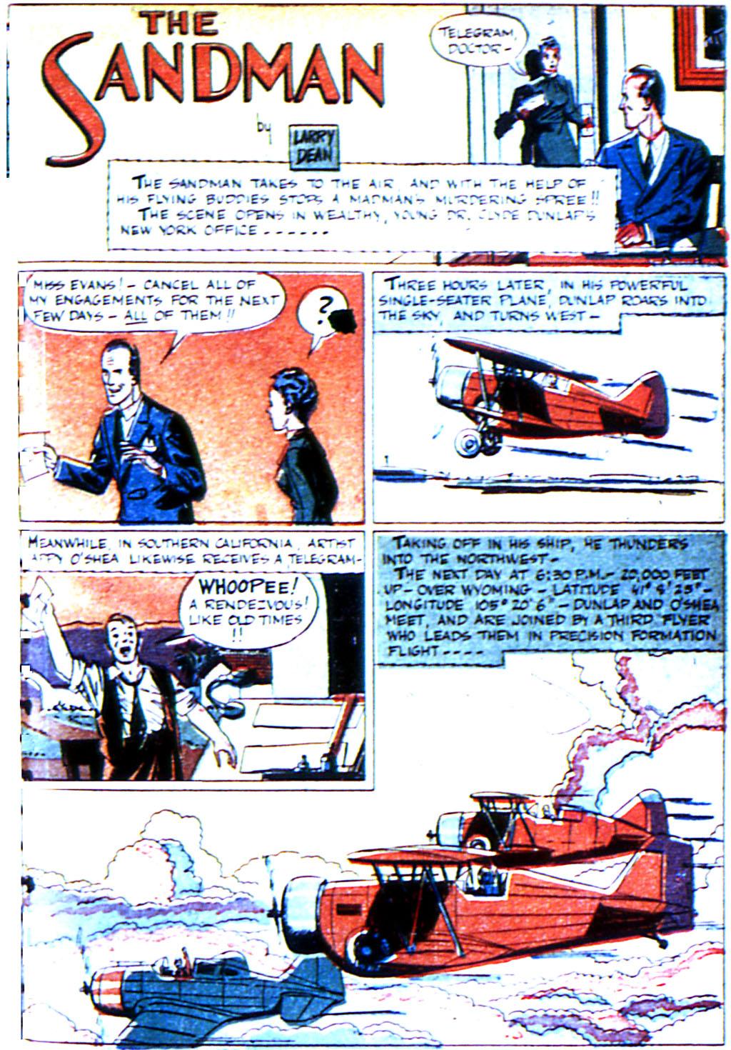 Read online Adventure Comics (1938) comic -  Issue #42 - 3