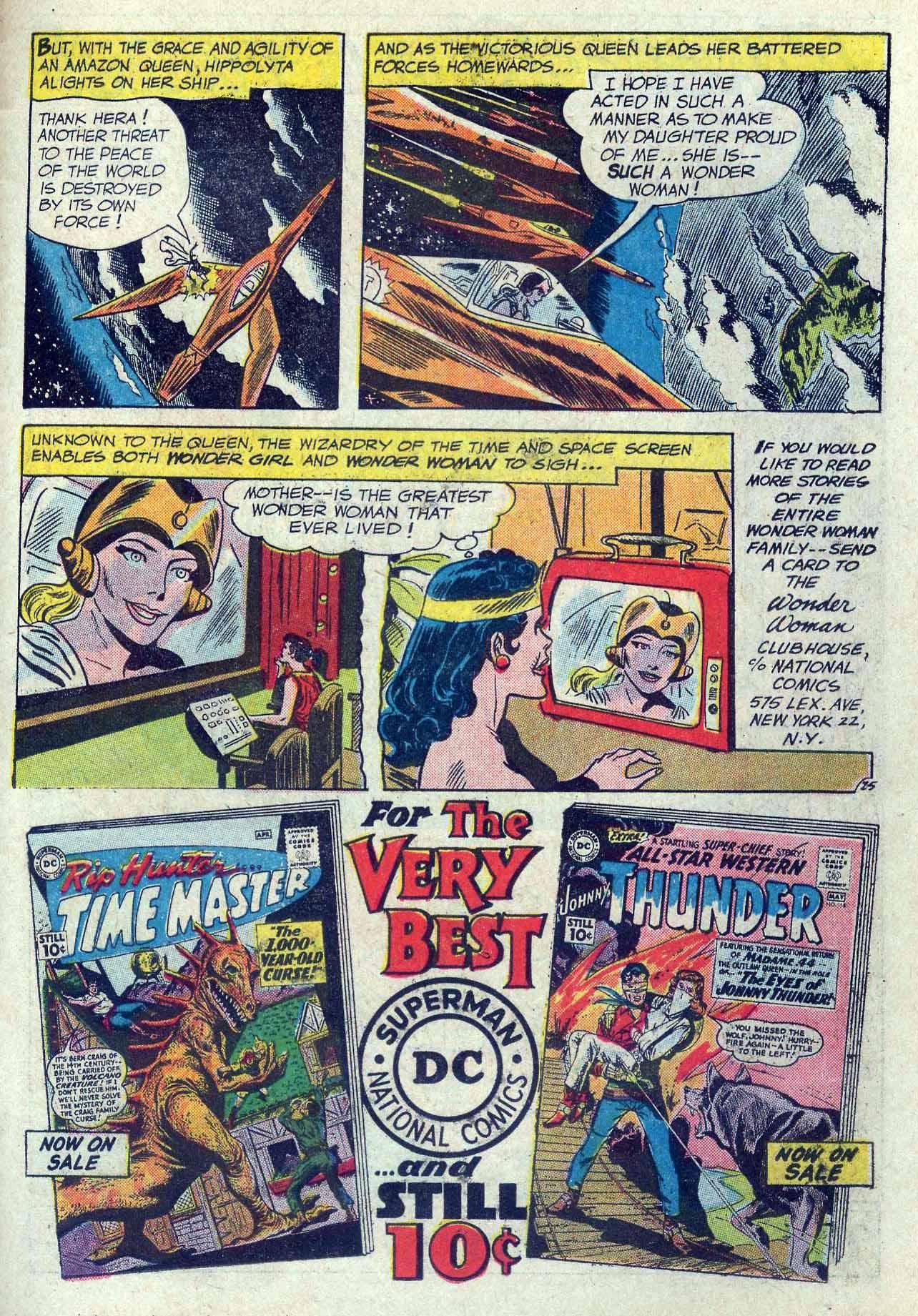 Read online Wonder Woman (1942) comic -  Issue #121 - 31