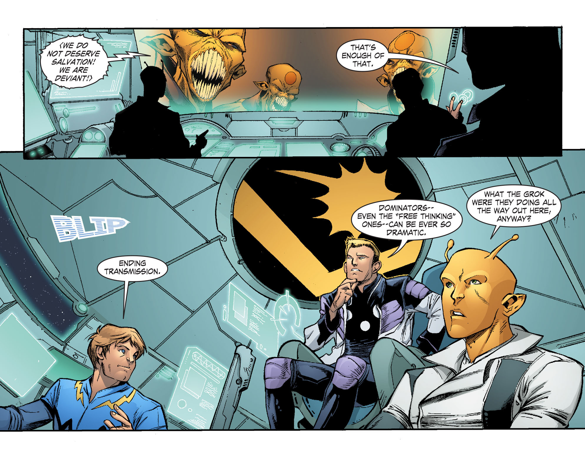 Read online Smallville: Continuity comic -  Issue #1 - 5