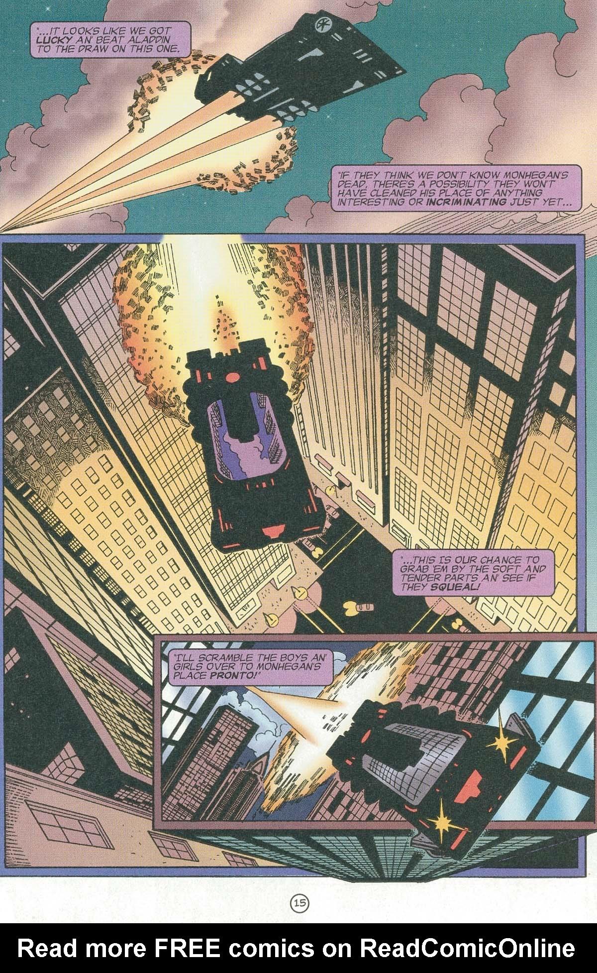 Read online UltraForce (1995) comic -  Issue #6 - 17