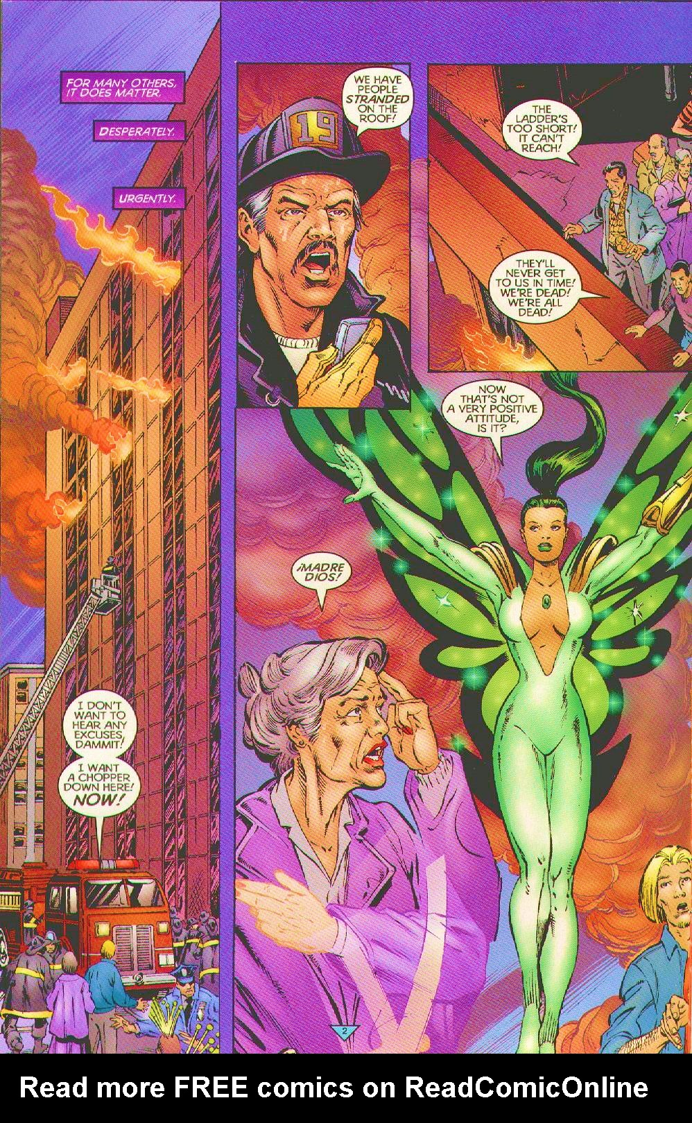 Read online Trinity Angels comic -  Issue #6 - 3