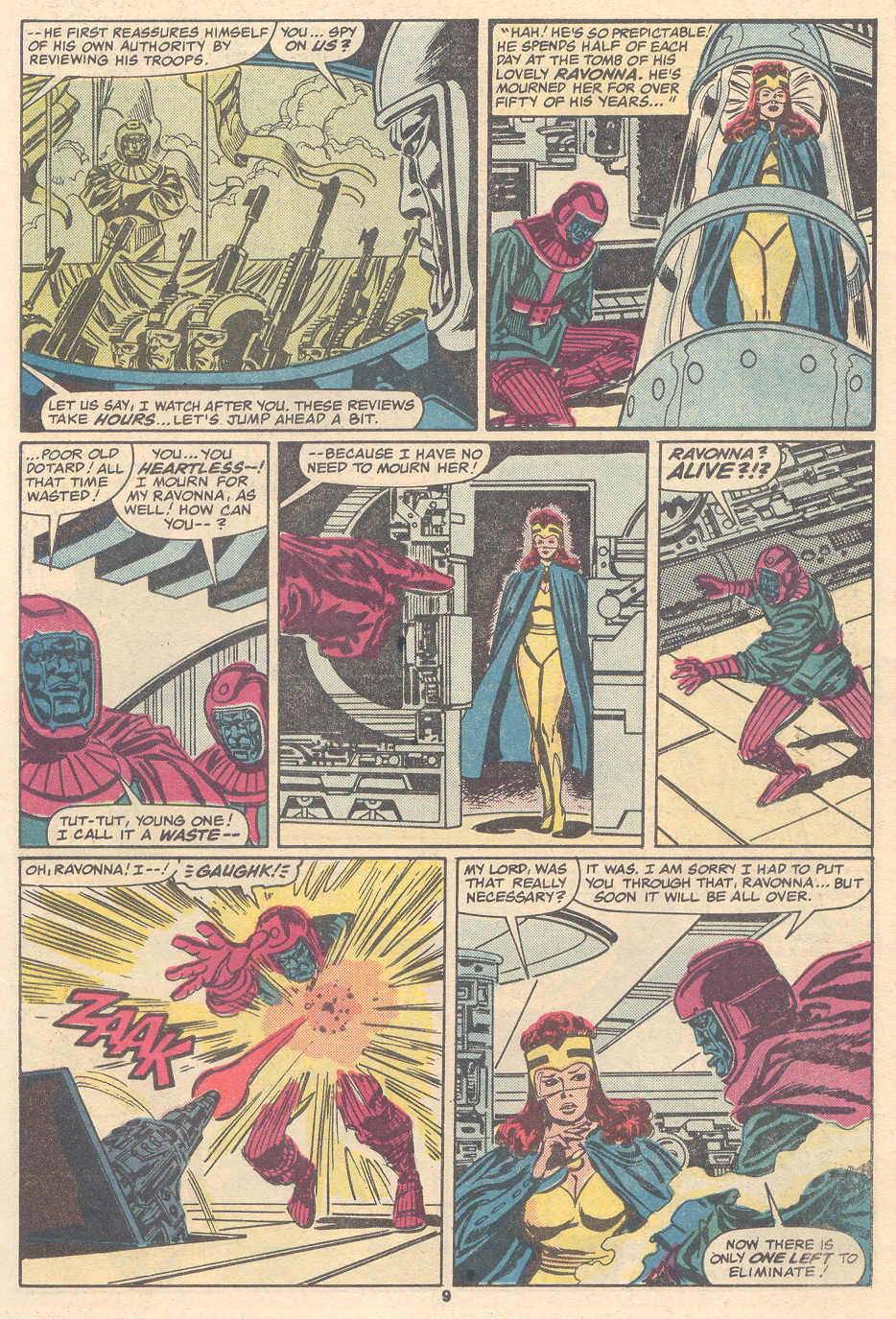 The Avengers (1963) 267 Page 9