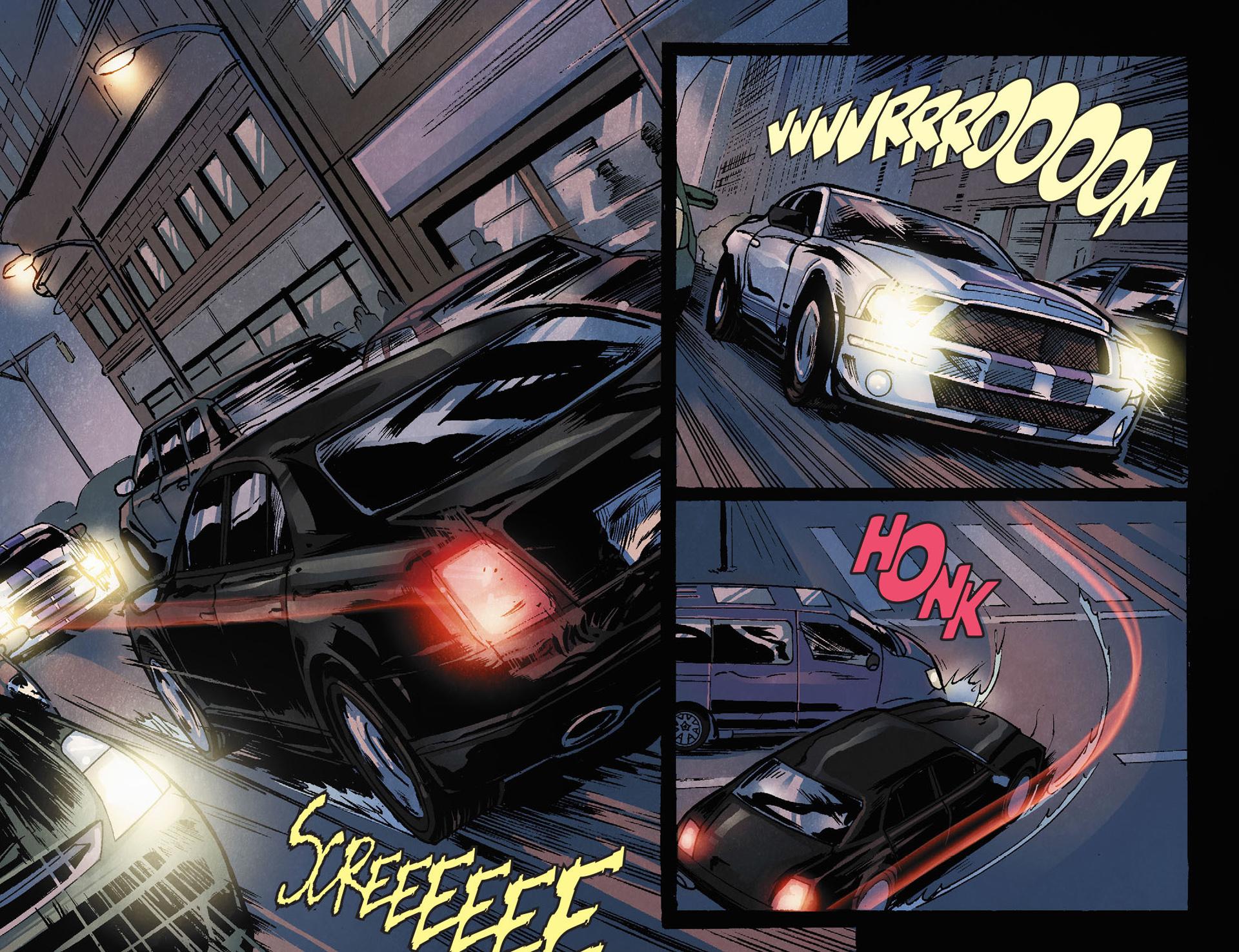 Read online Arrow [II] comic -  Issue #21 - 9