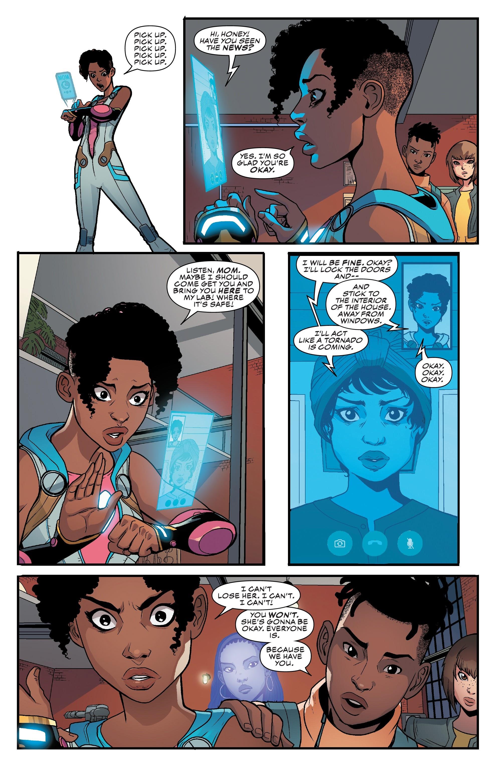Ironheart 7 Page 9