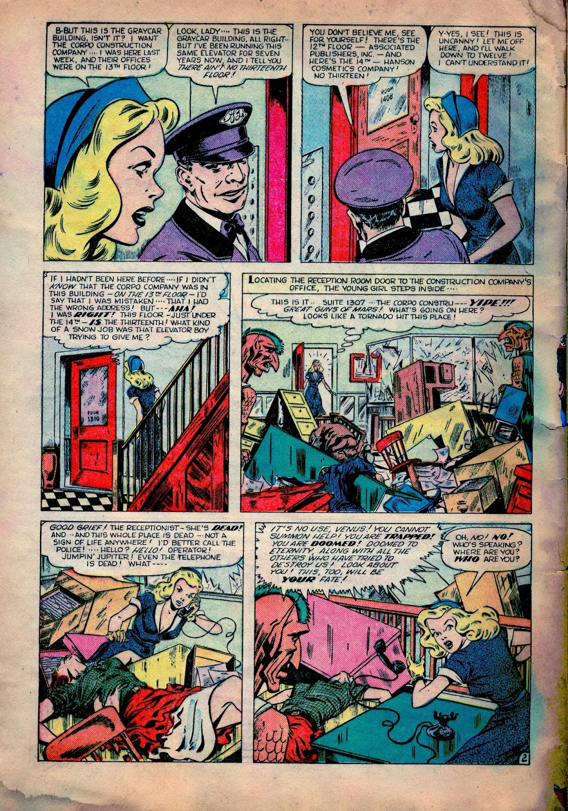 Venus (1948) issue 16 - Page 6