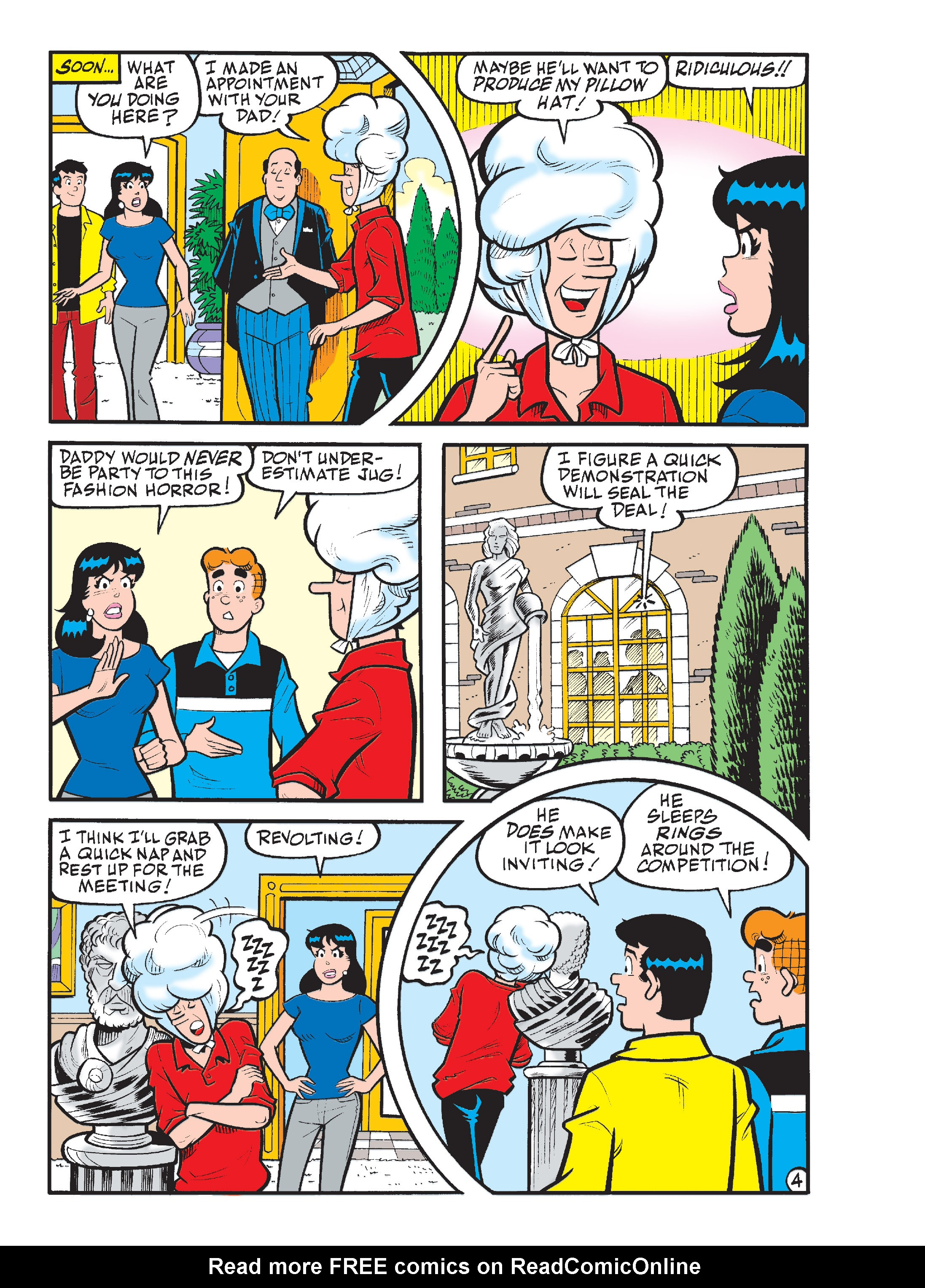Read online Archie Giant Comics Collection comic -  Issue #Archie Giant Comics Collection TPB (Part 1) - 165