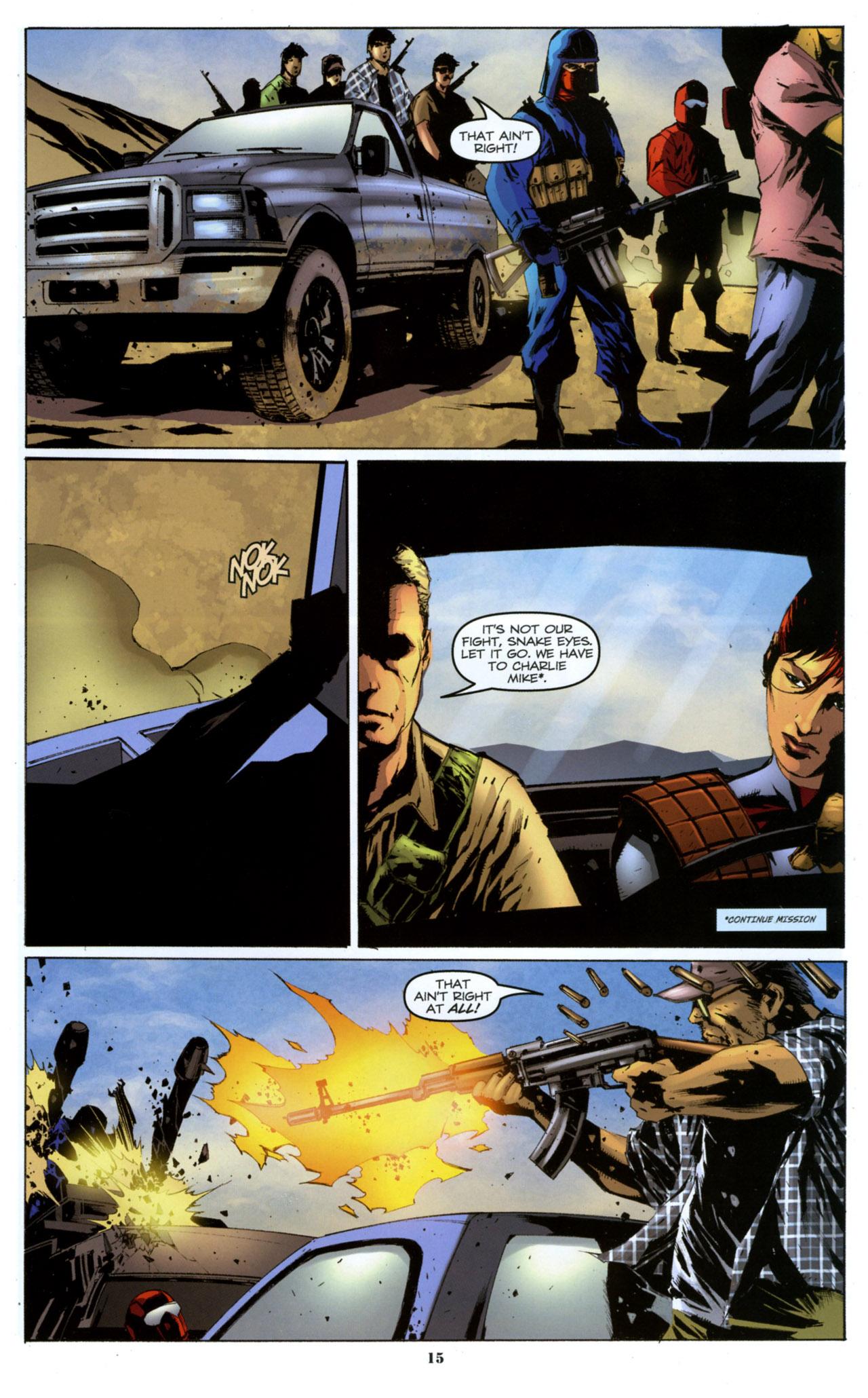 G.I. Joe: A Real American Hero 157 Page 16