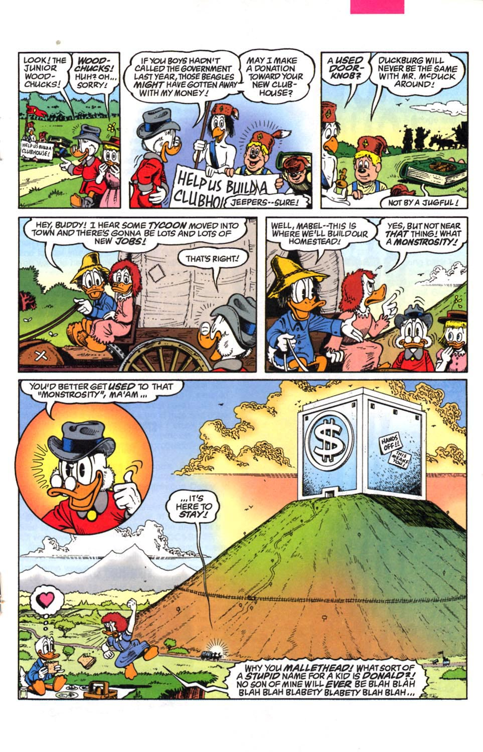 Read online Uncle Scrooge (1953) comic -  Issue #294 - 16