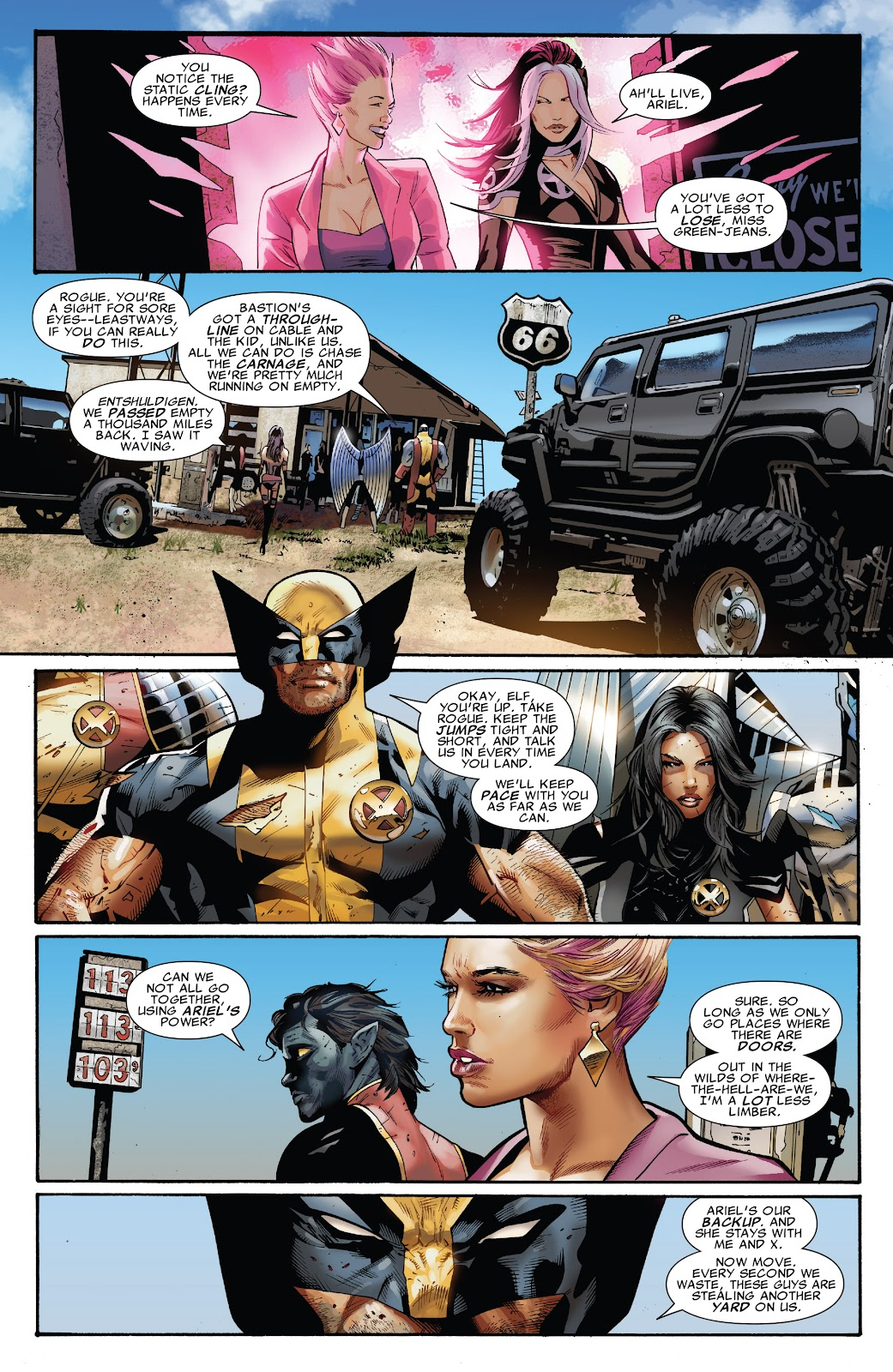 Read online X-Men: Second Coming comic -  Issue # _TPB (Part 1) - 96