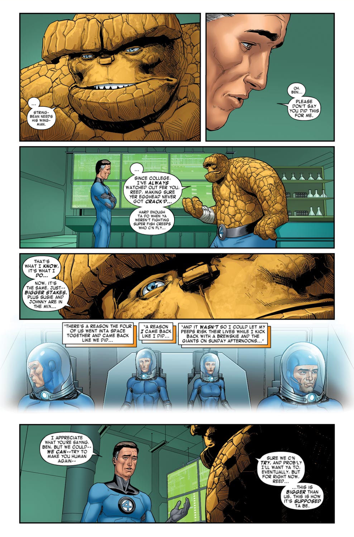 Read online Fantastic Four: Season One comic -  Issue # TPB - 105