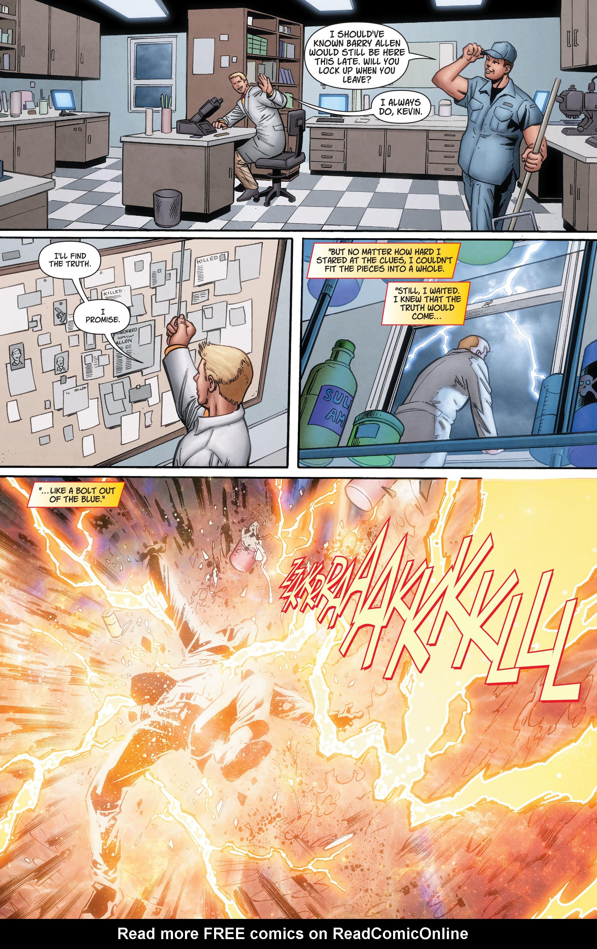 Read online Secret Origins (2014) comic -  Issue #7 - 6