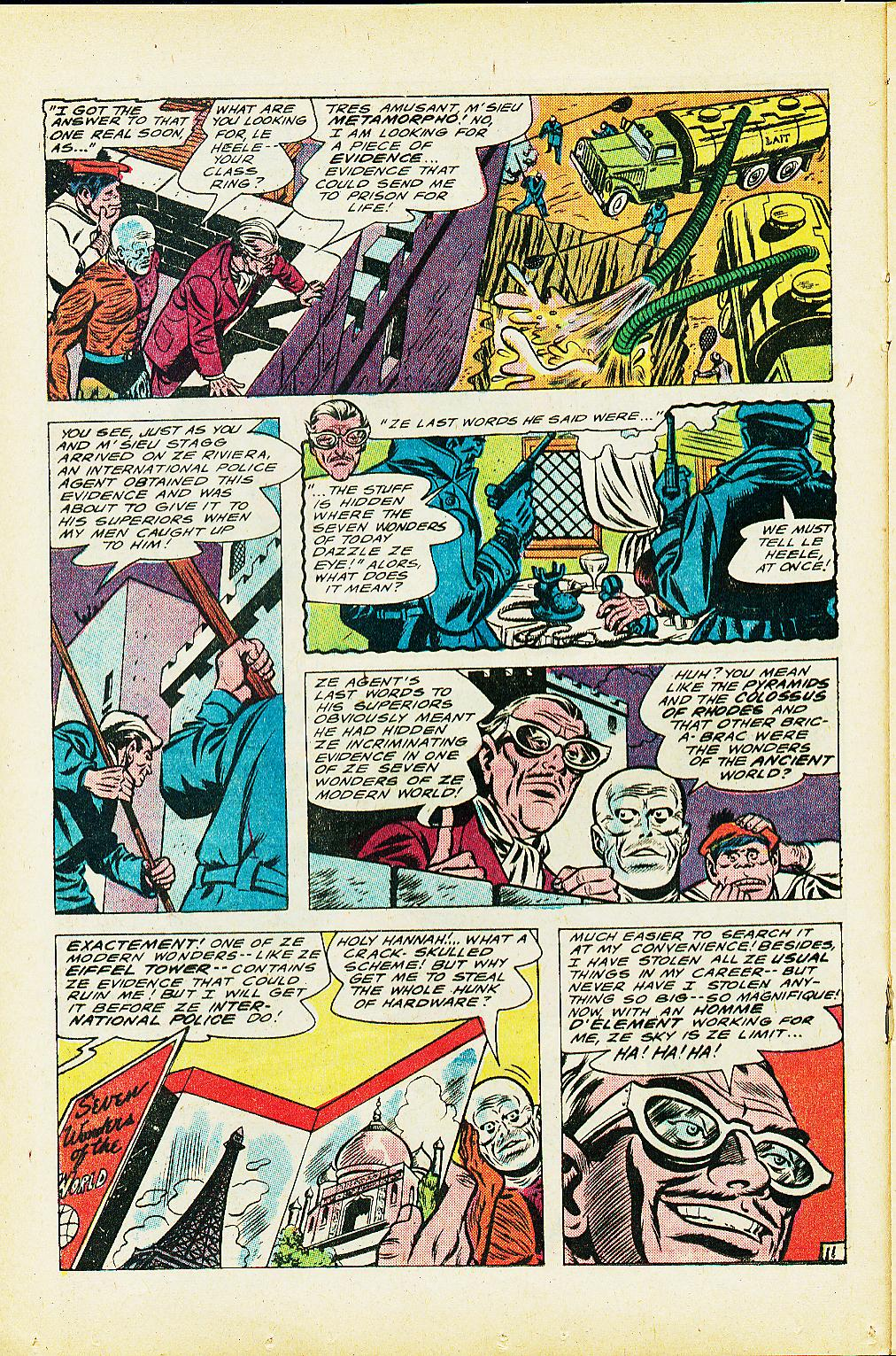 Metamorpho (1965) issue 6 - Page 16