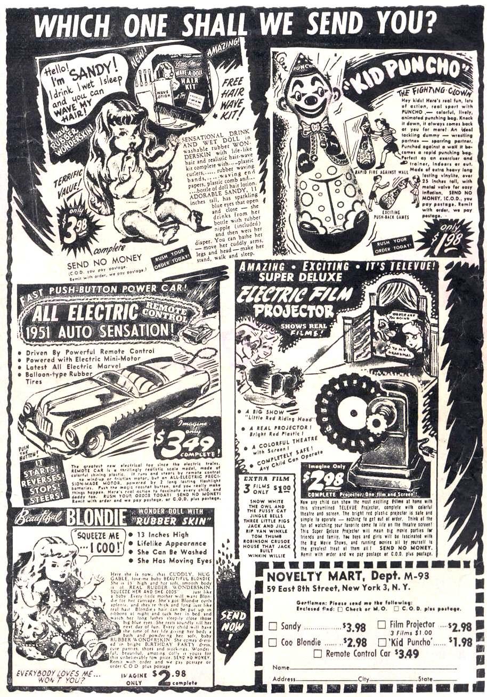 Read online Adventure Comics (1938) comic -  Issue #156 - 51