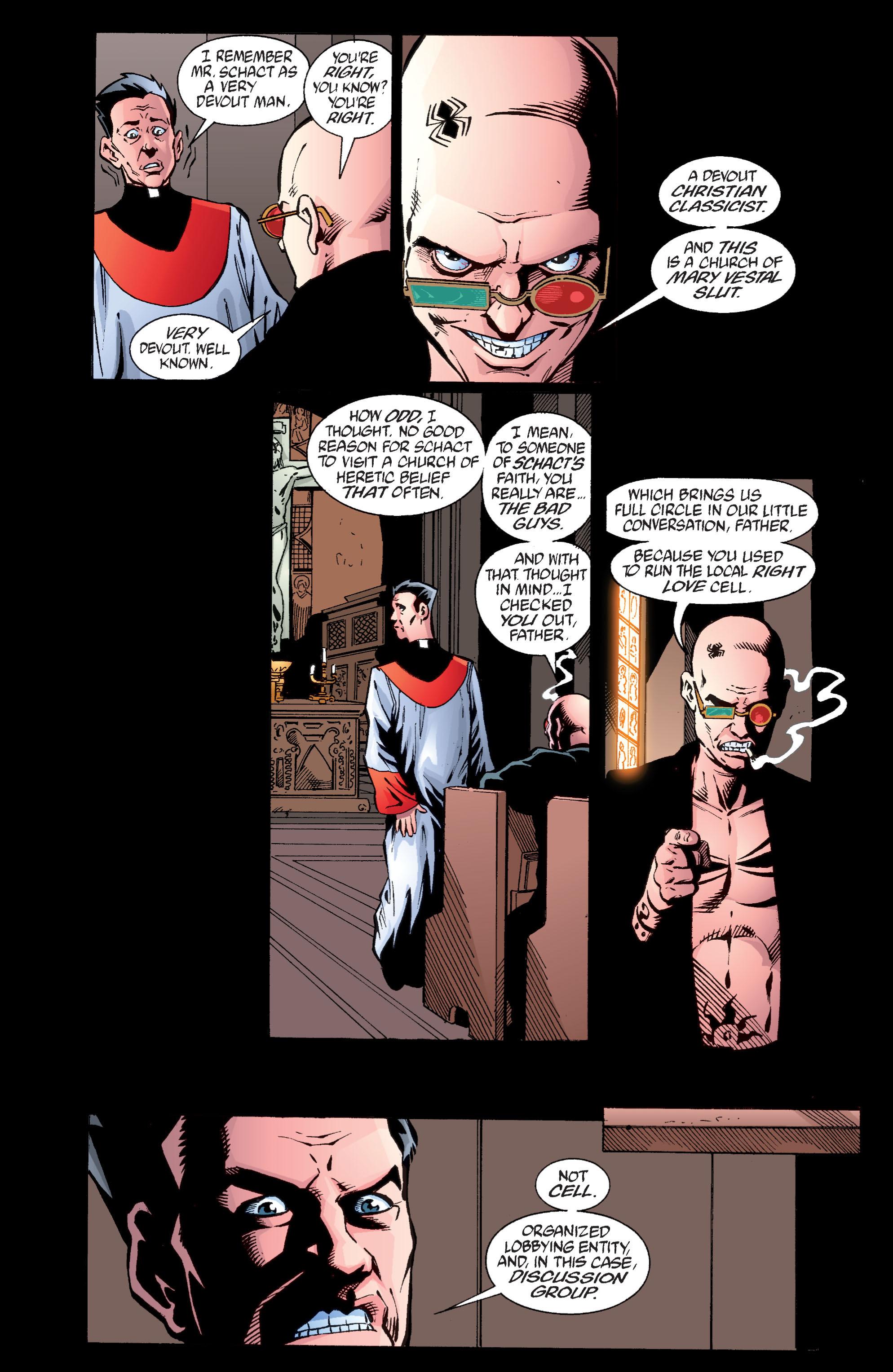 Read online Transmetropolitan comic -  Issue #34 - 20