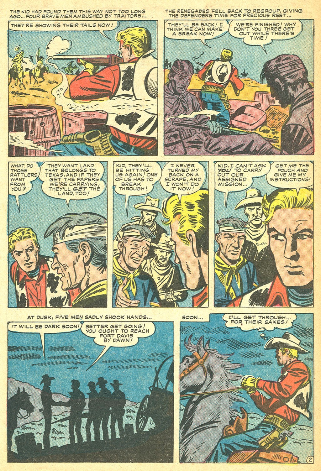Kid Colt Outlaw issue 60 - Page 11