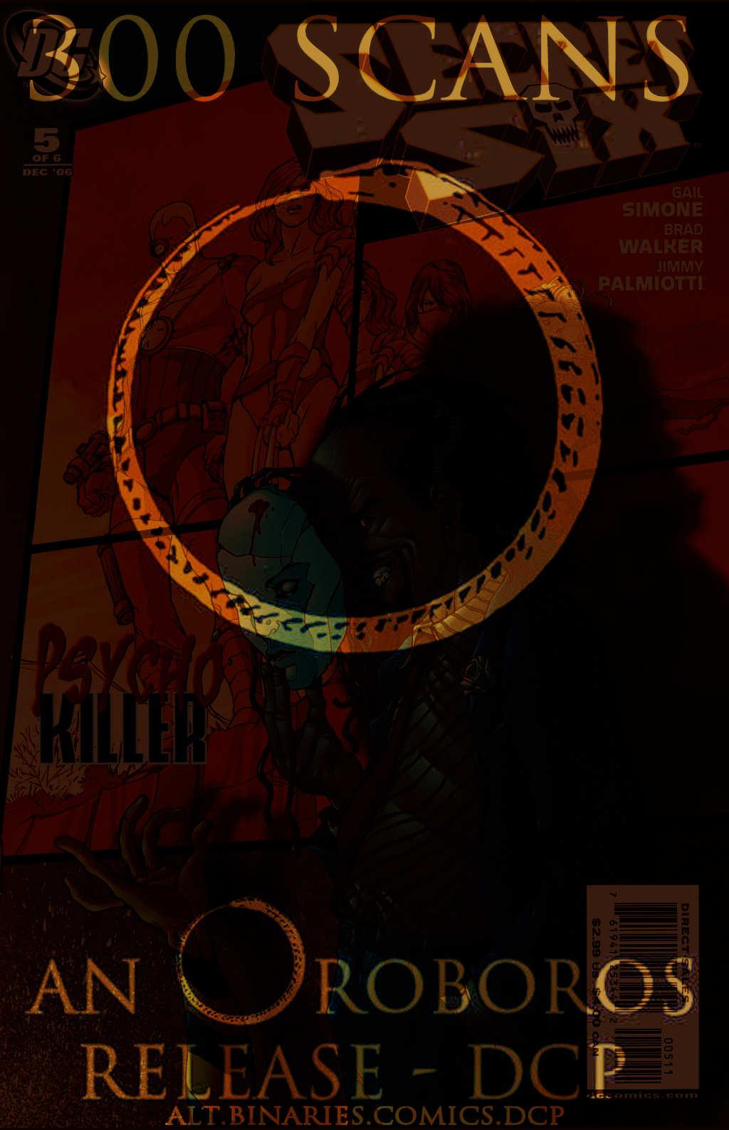 Read online Secret Six (2006) comic -  Issue #5 - 40