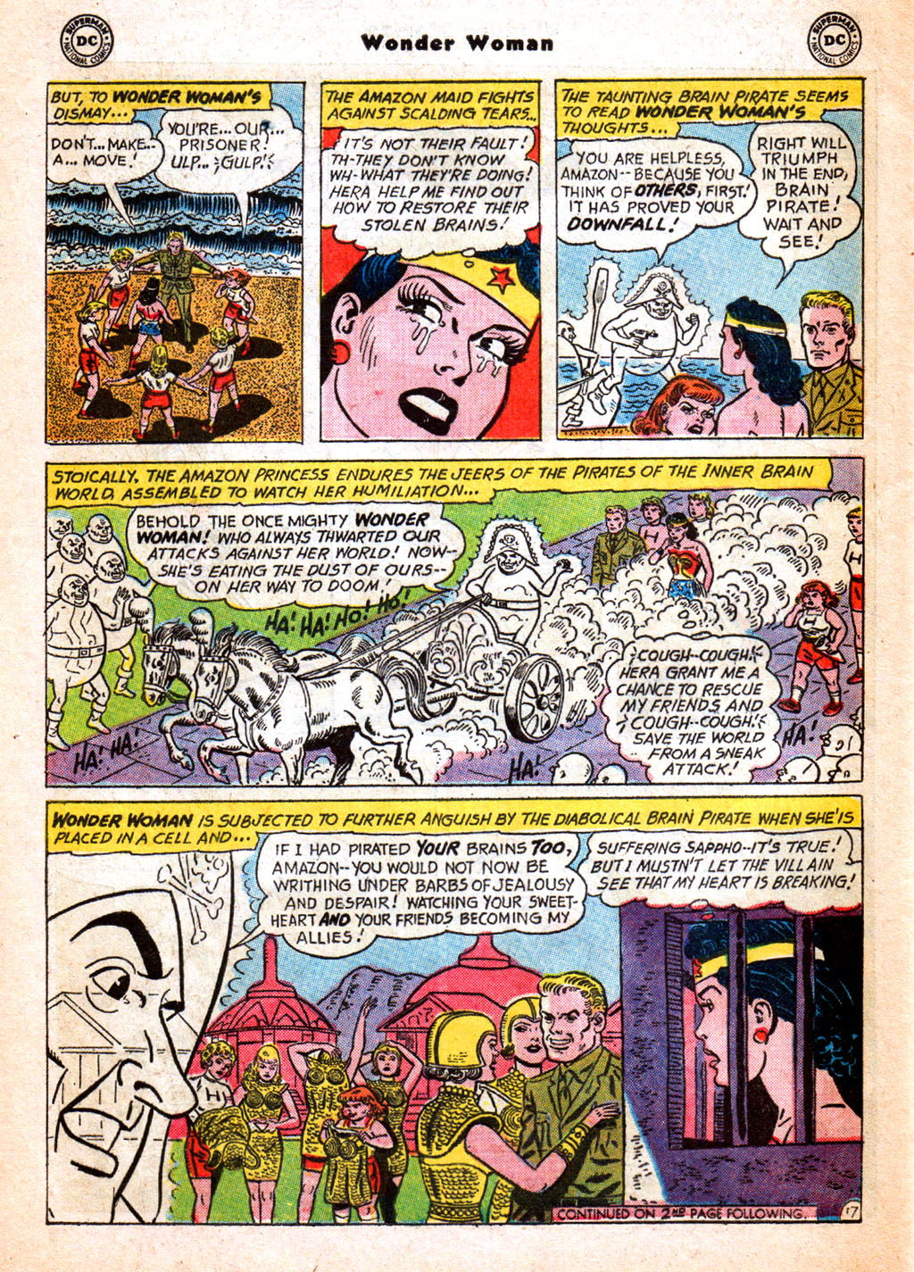 Read online Wonder Woman (1942) comic -  Issue #156 - 24