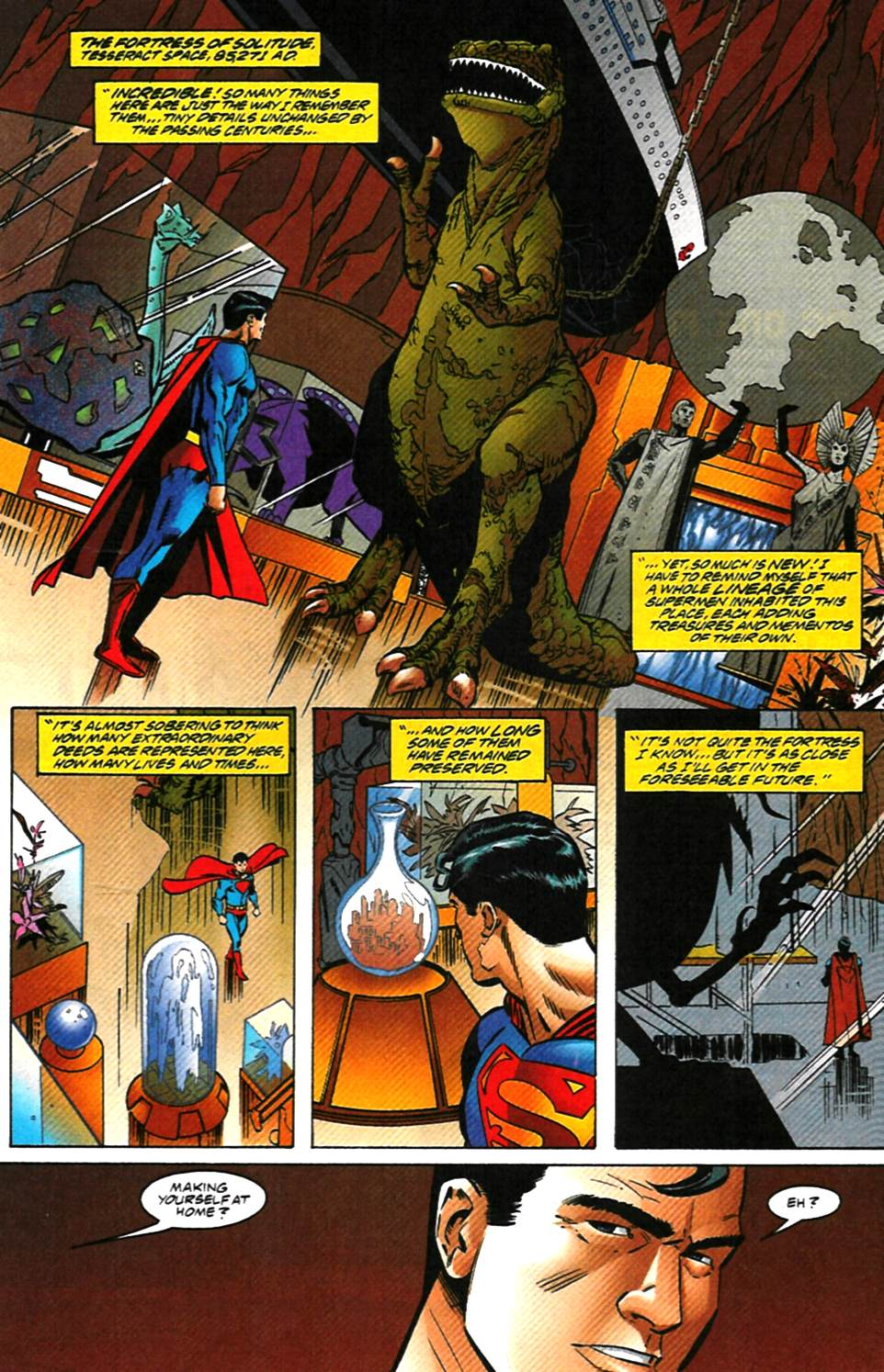 Read online Adventures of Superman (1987) comic -  Issue #1000000 - 3