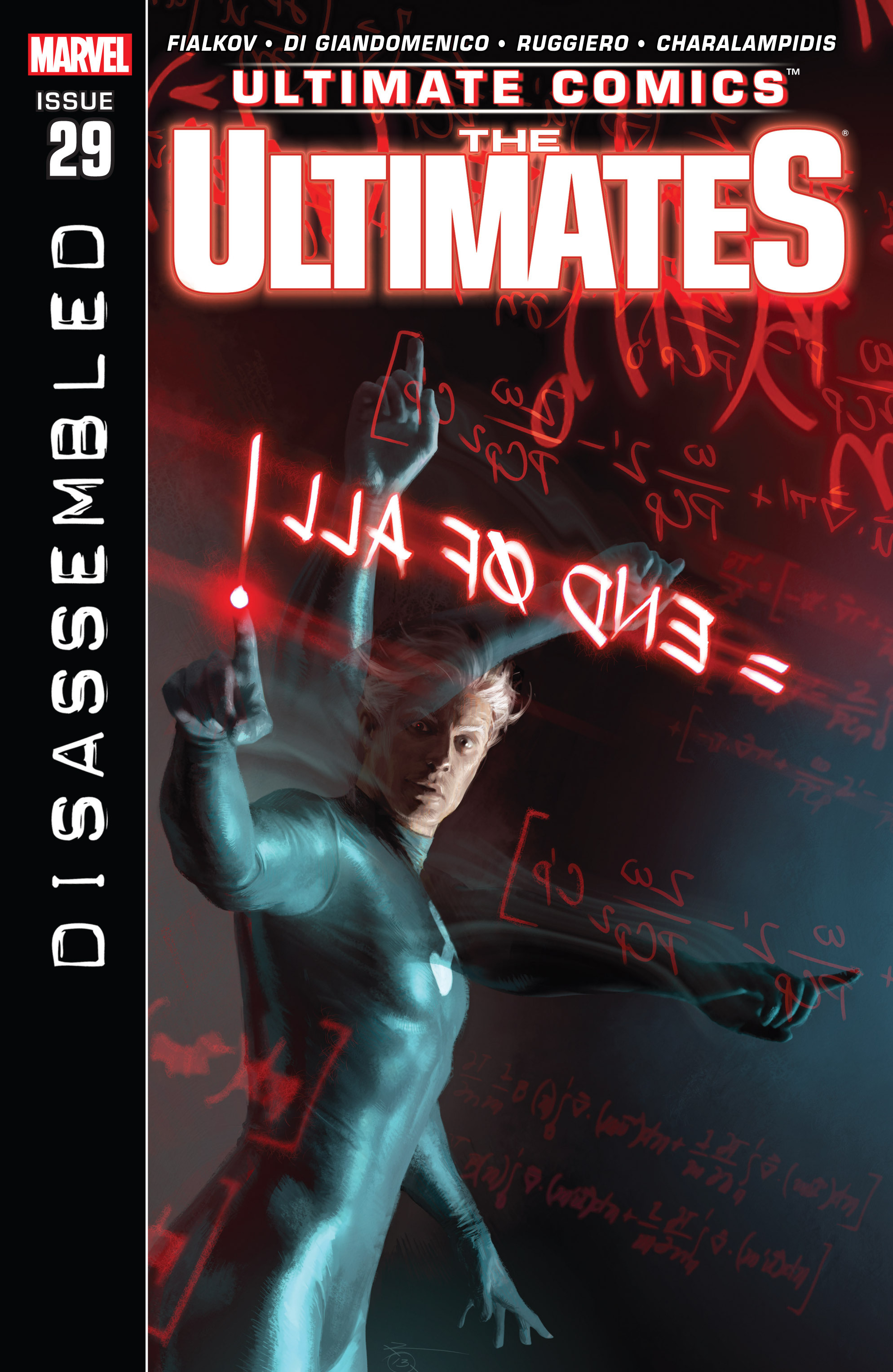 Read online Ultimate Comics Ultimates comic -  Issue #29 - 1