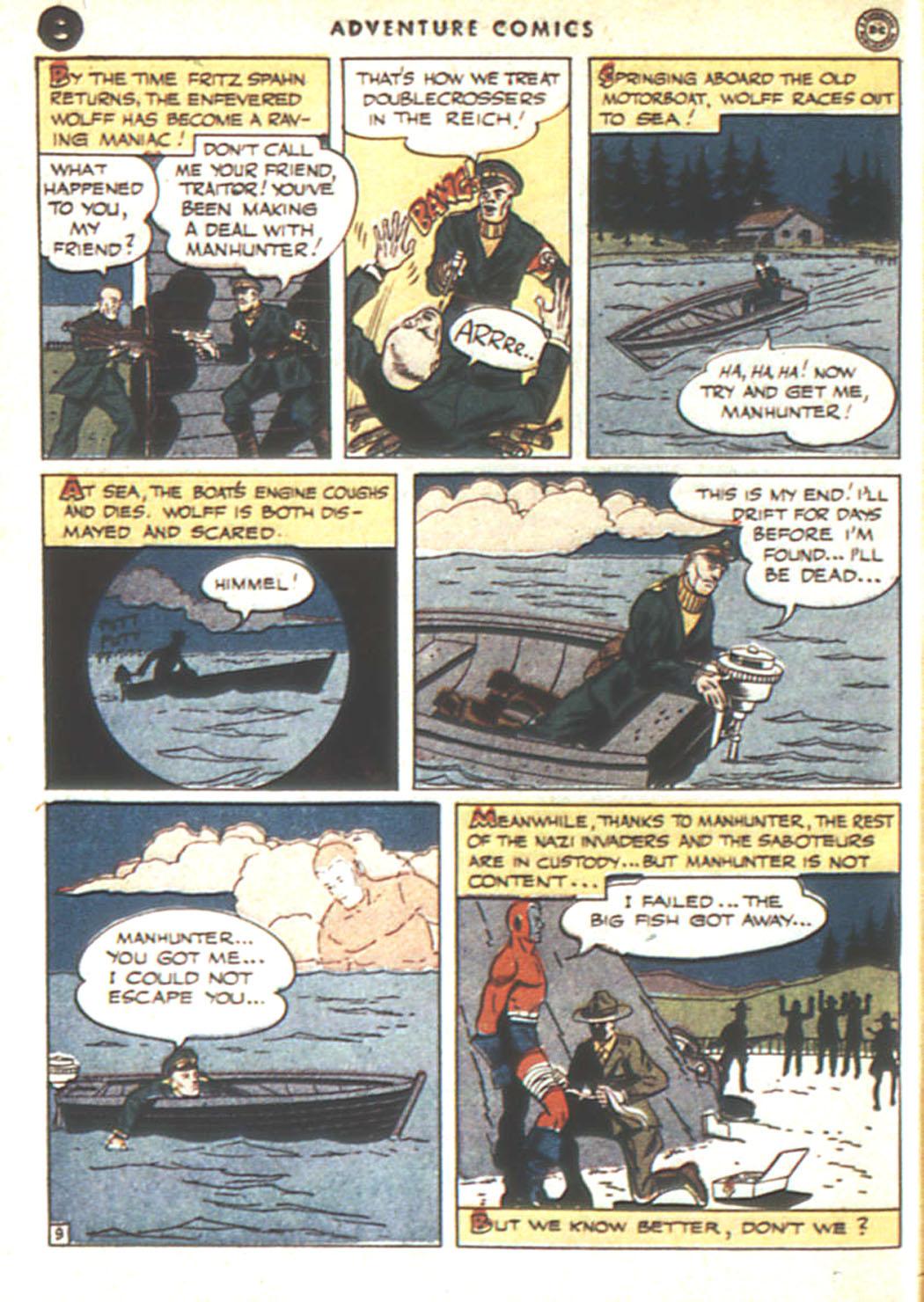 Read online Adventure Comics (1938) comic -  Issue #92 - 51
