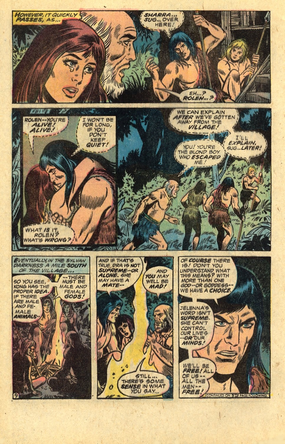 Kong the Untamed issue 5 - Page 10