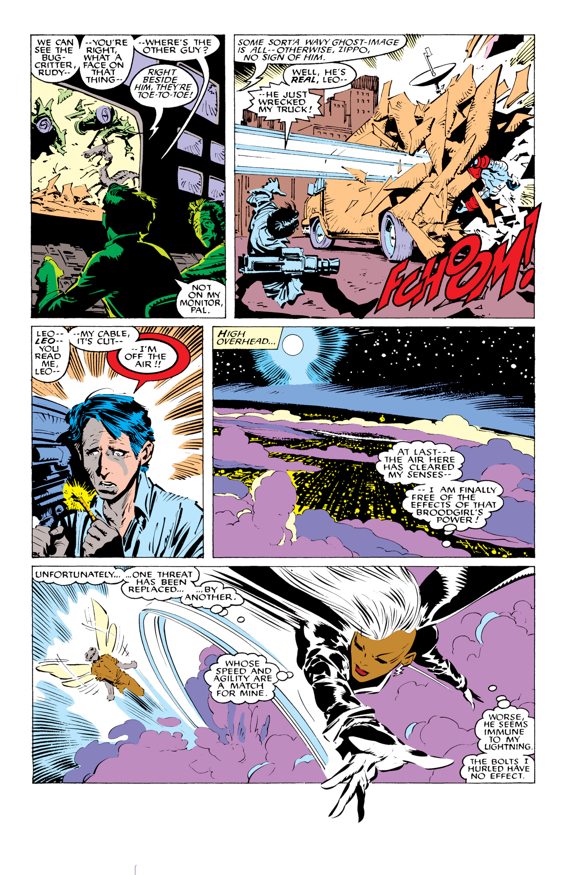 Read online Uncanny X-Men (1963) comic -  Issue #233 - 12