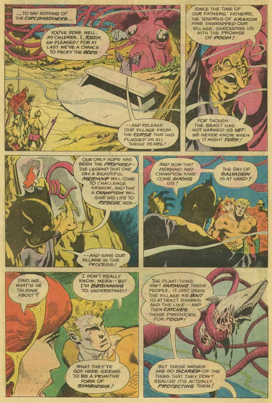 Read online Adventure Comics (1938) comic -  Issue #445 - 10
