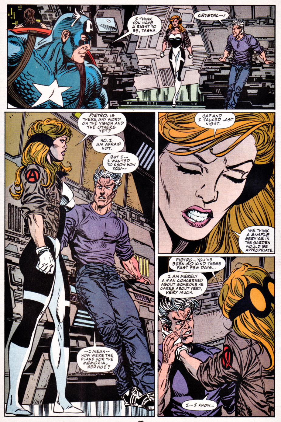 The Avengers (1963) 378 Page 16