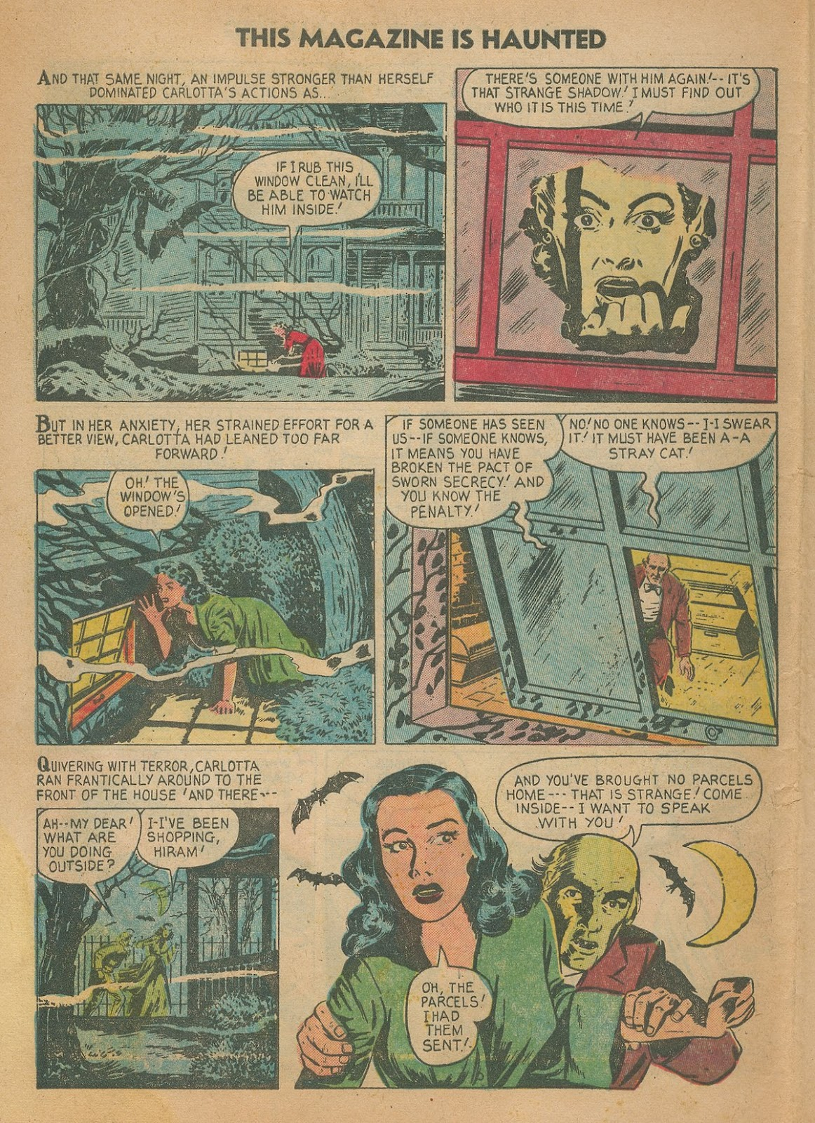 Read online This Magazine Is Haunted comic -  Issue #19 - 28
