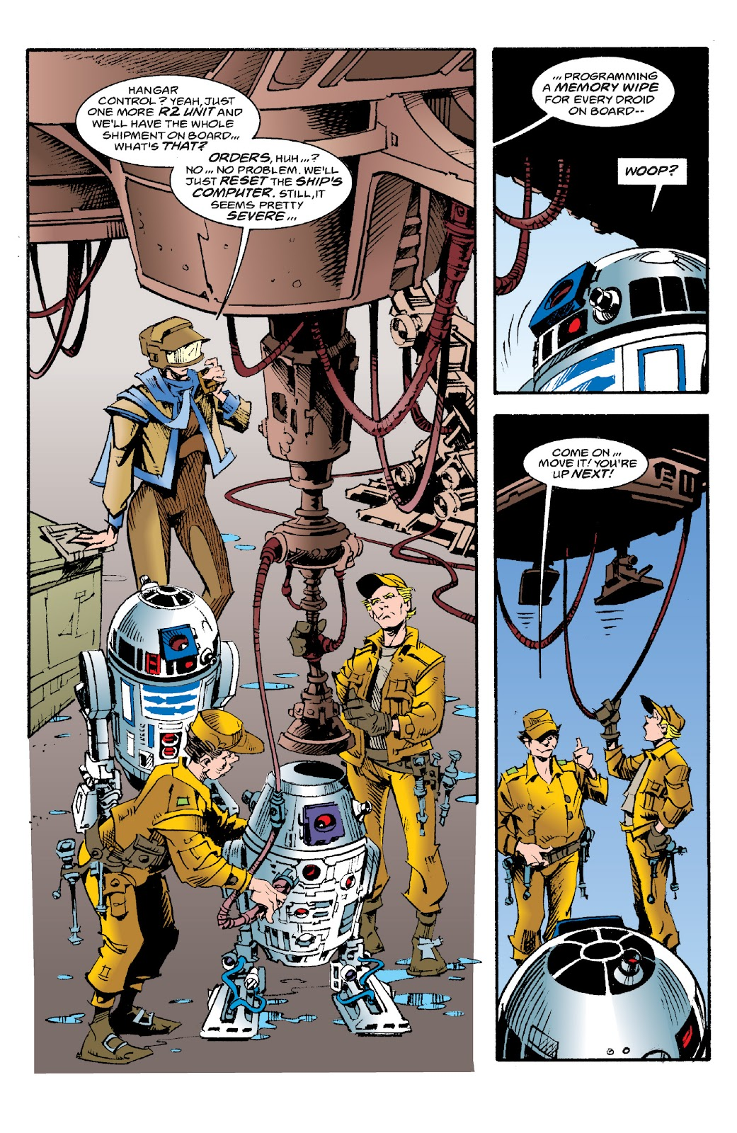 Read online Star Wars Legends Epic Collection: The Empire comic -  Issue # TPB 5 (Part 3) - 30