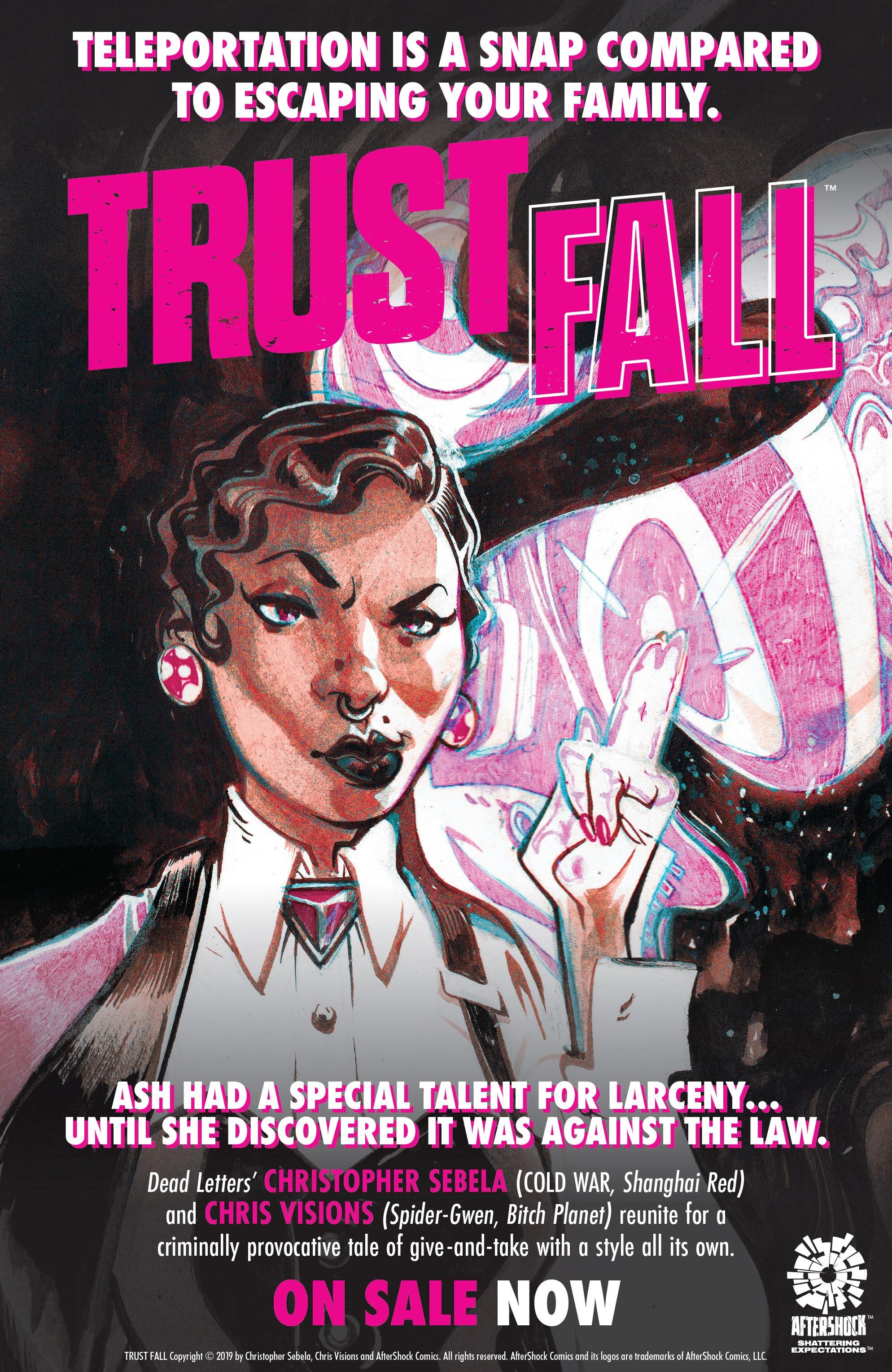 Read online Dark Red comic -  Issue #4 - 26