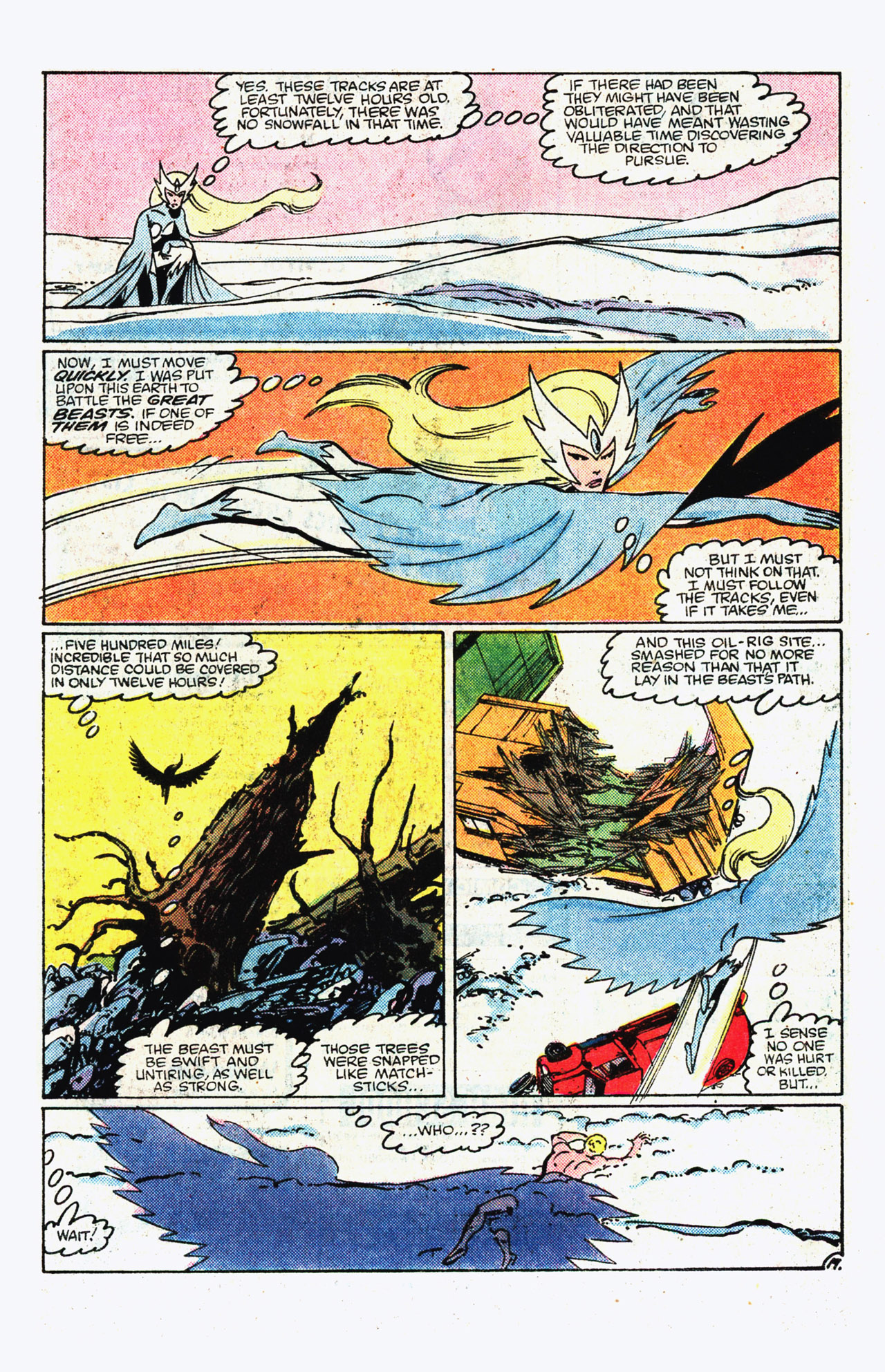 Read online Alpha Flight (1983) comic -  Issue #11 - 20