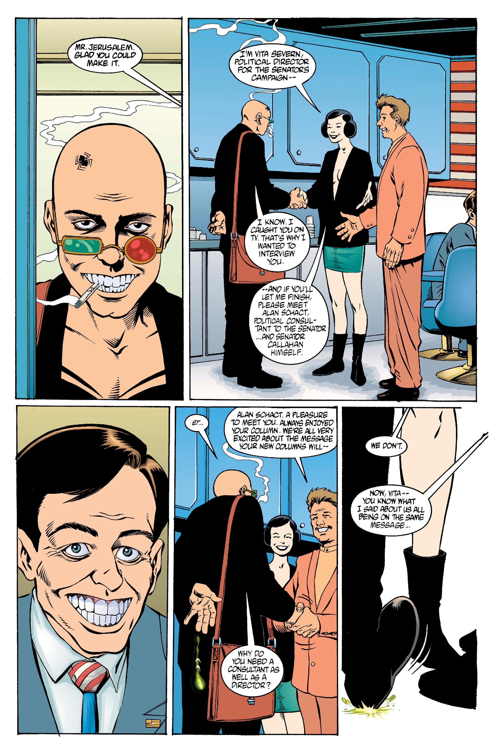 Read online Transmetropolitan comic -  Issue #14 - 16
