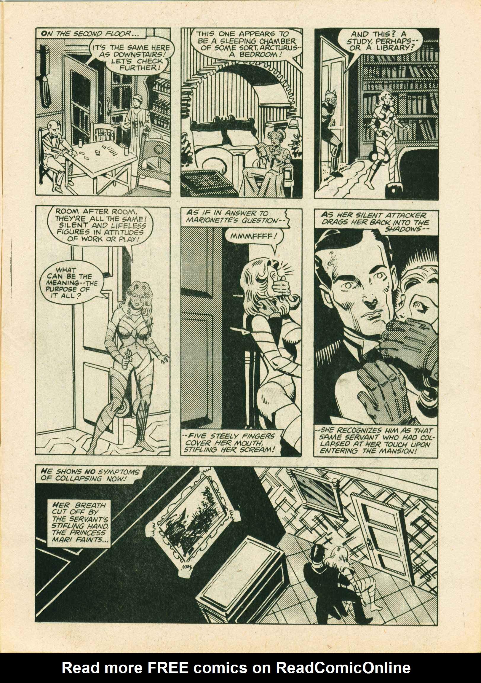 Read online Future Tense comic -  Issue #2 - 5