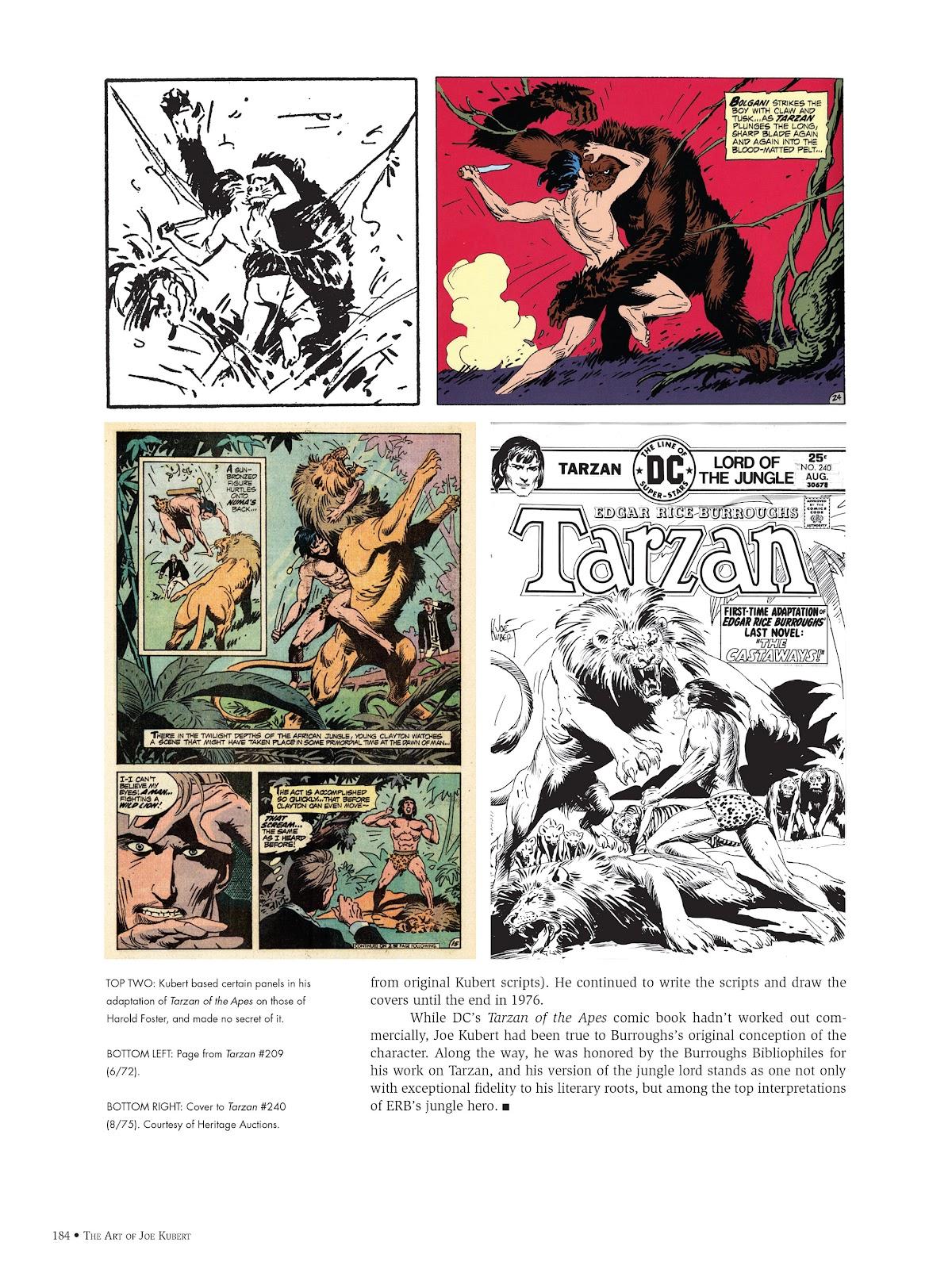 Read online The Art of Joe Kubert comic -  Issue # TPB (Part 2) - 84