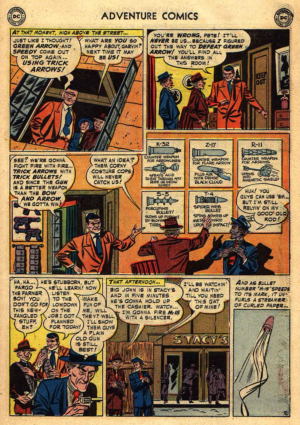 Read online Adventure Comics (1938) comic -  Issue #175 - 35