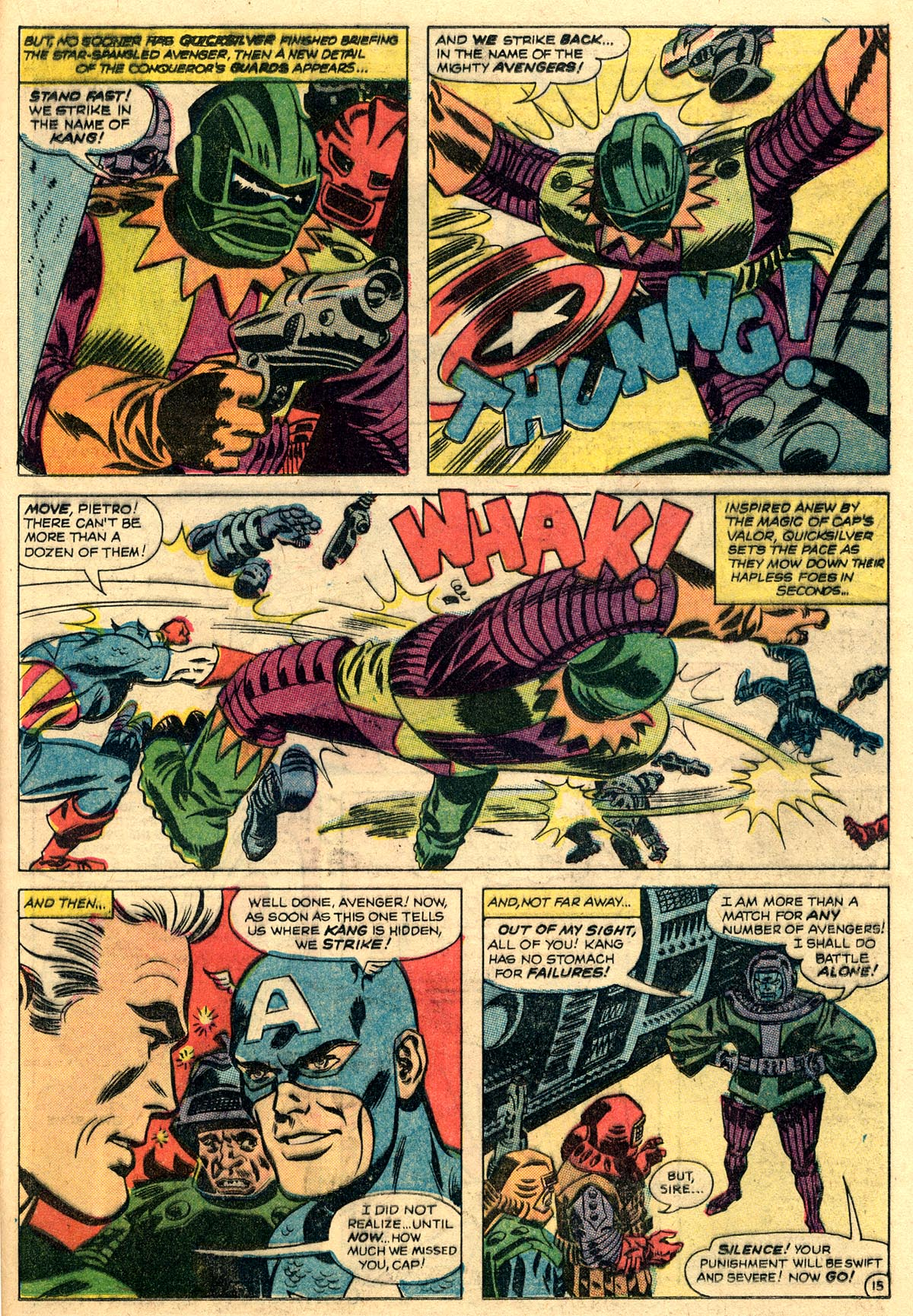 The Avengers (1963) 23 Page 20