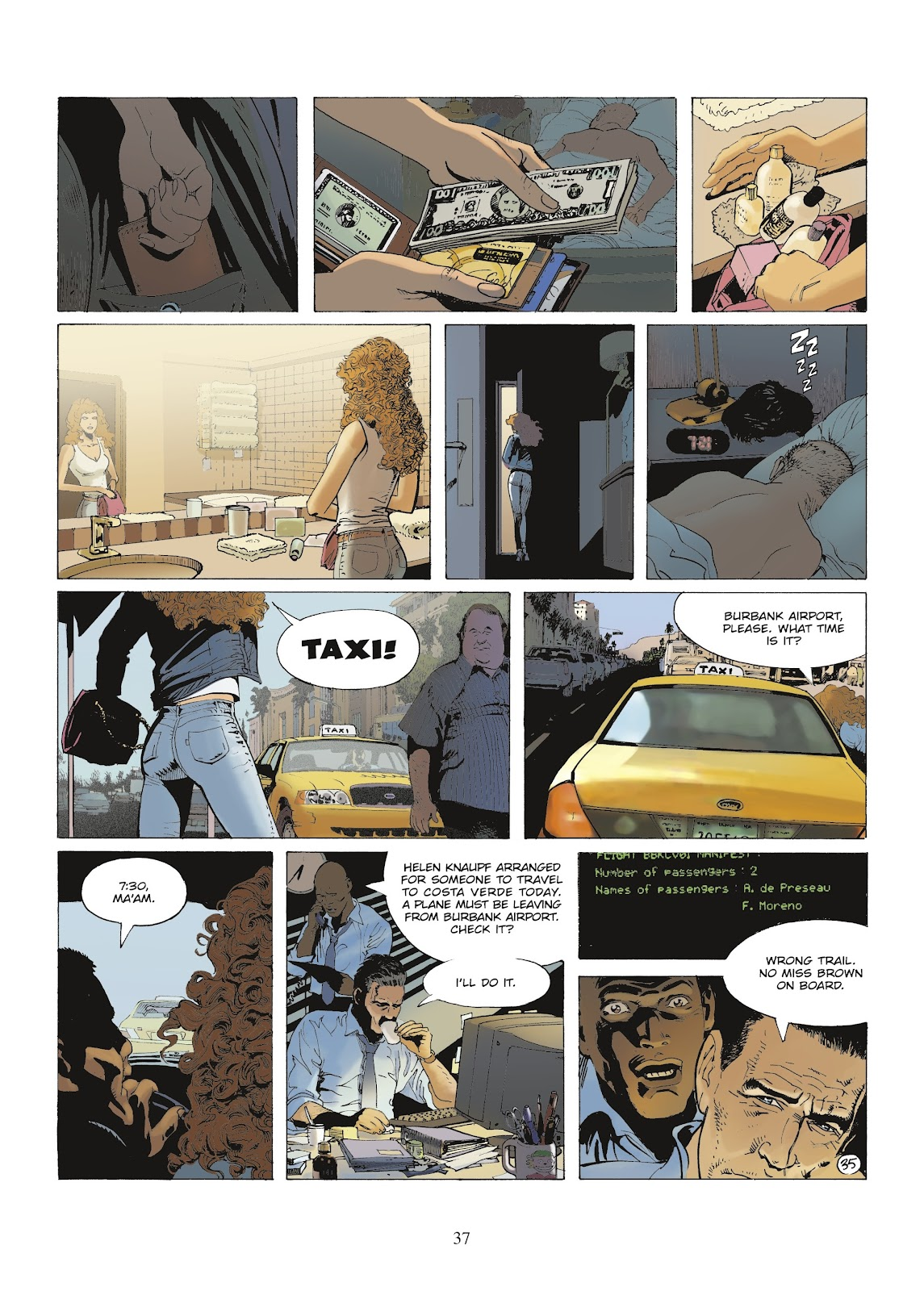 XIII Mystery issue 9 - Page 39