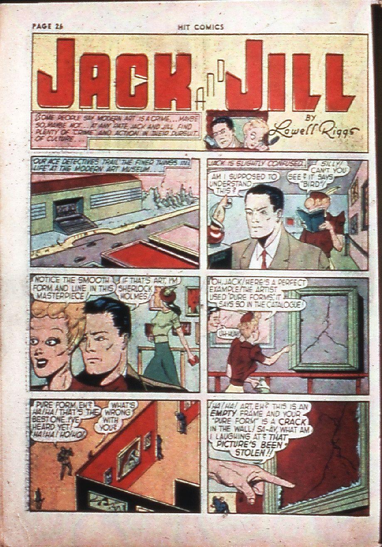 Read online Hit Comics comic -  Issue #4 - 28