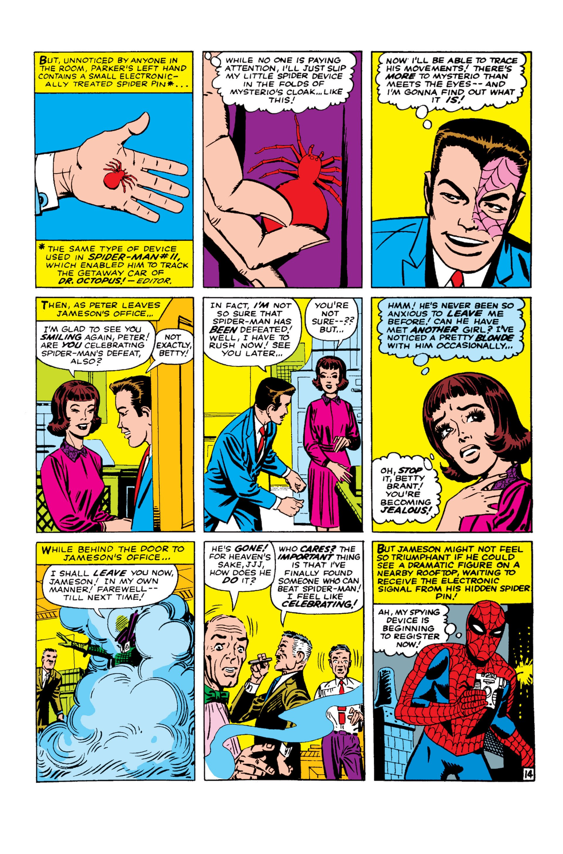 The Amazing Spider-Man (1963) 13 Page 14