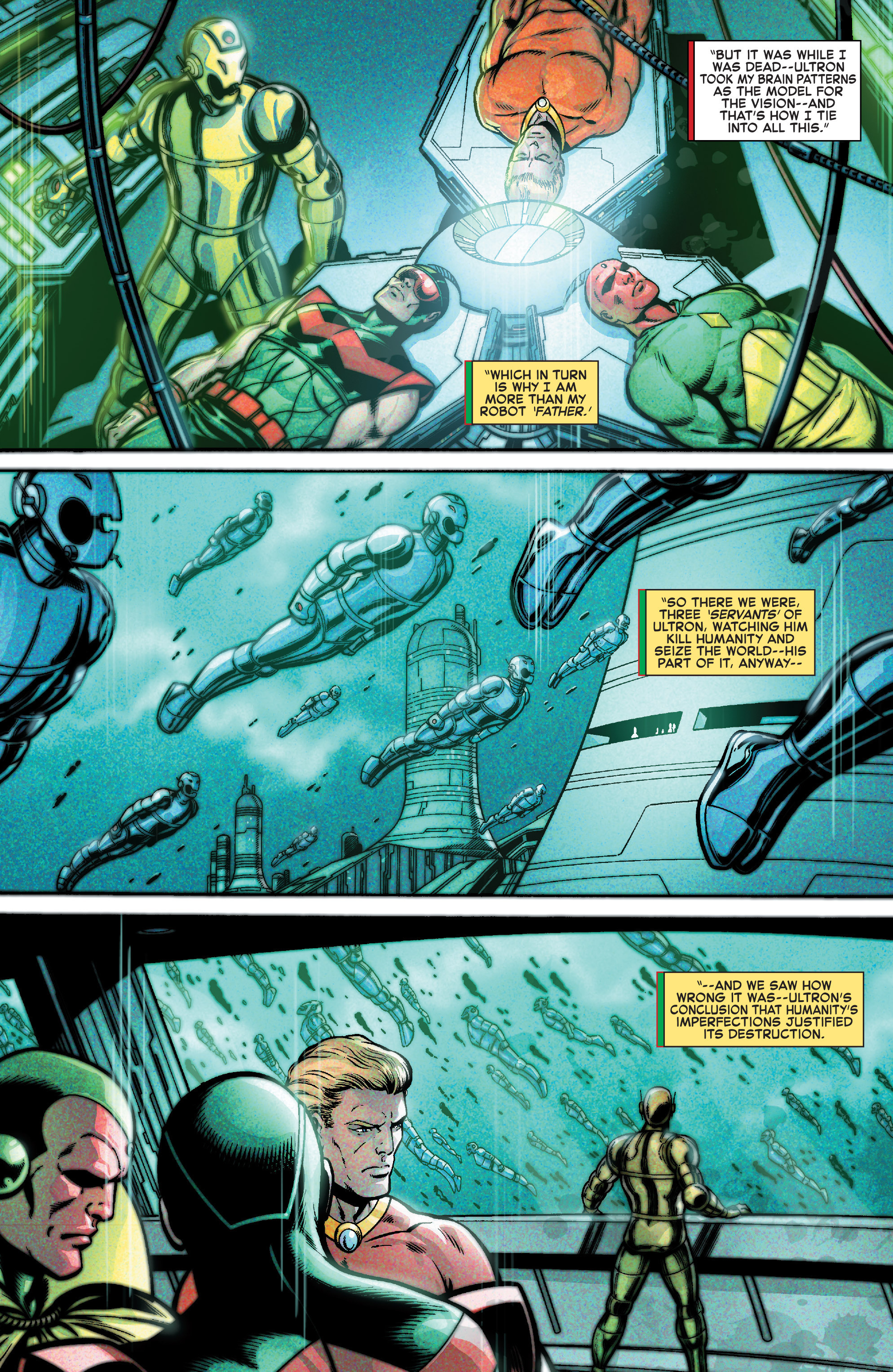 Read online Age of Ultron Vs. Marvel Zombies comic -  Issue #2 - 13